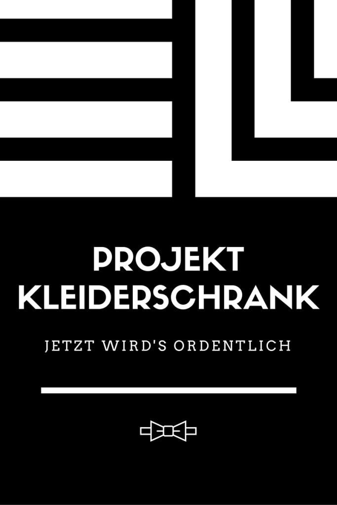 ProjektKleiderschrank
