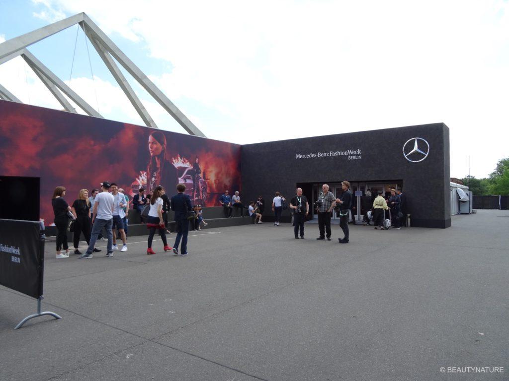 Mercedes Benz Fashionweek ss17