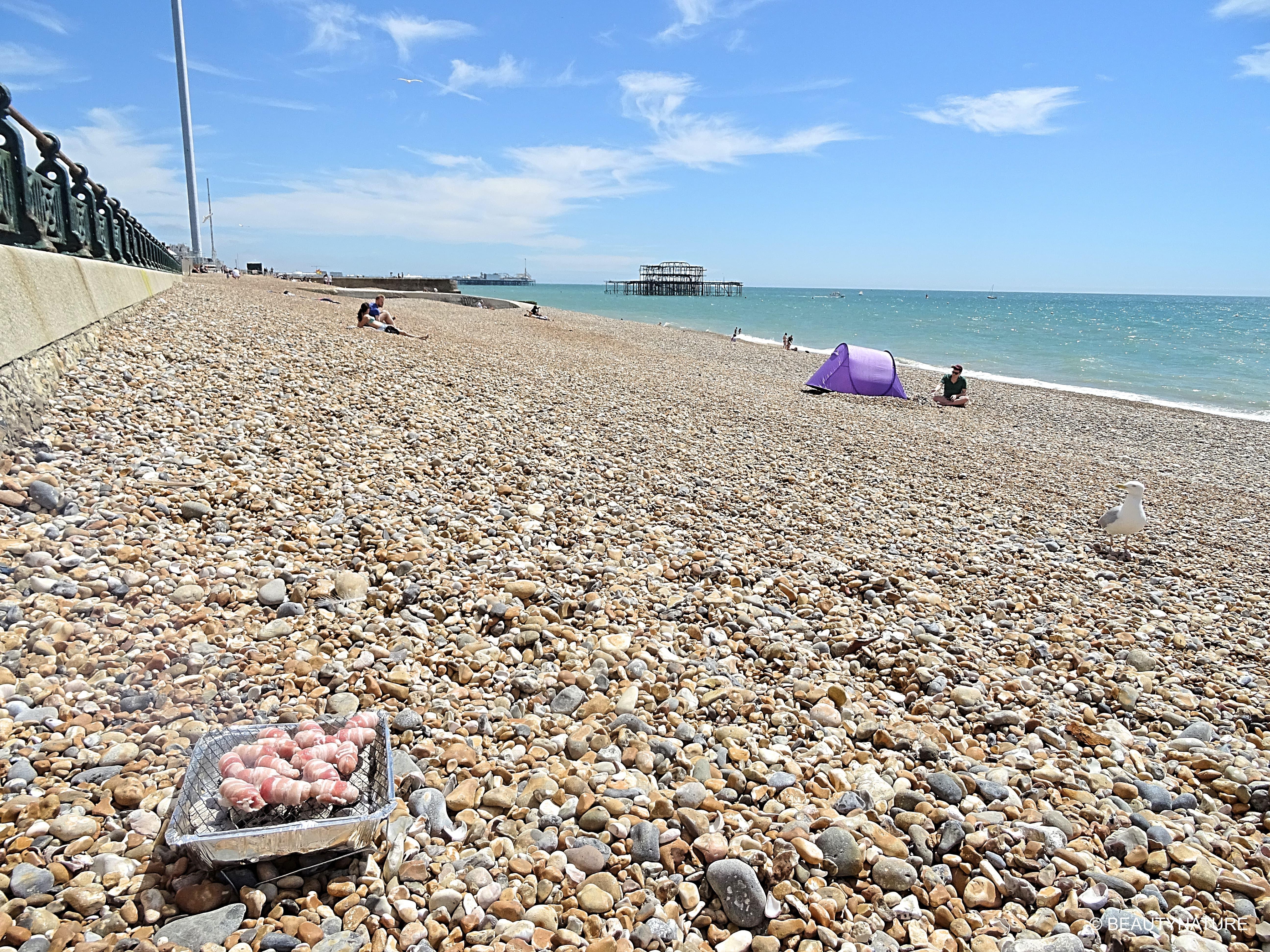 Brighton sea