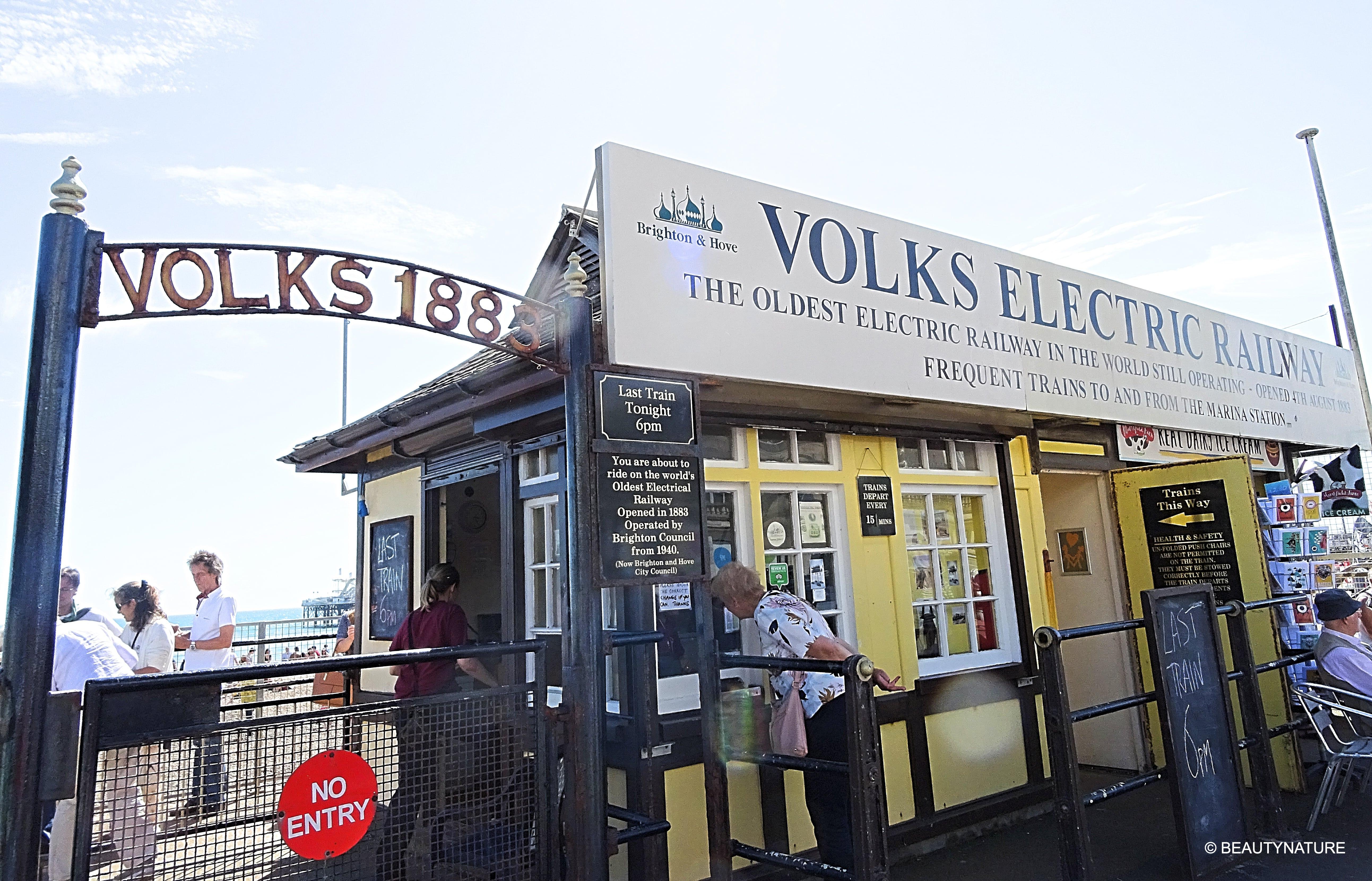 Brighton Volks Electric
