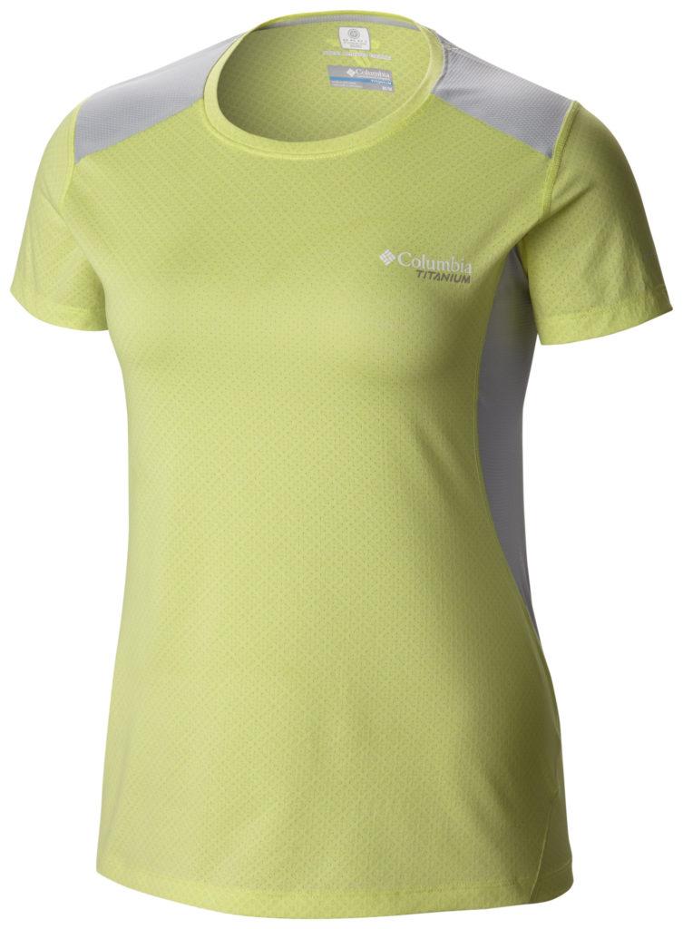 Colombia Sportswear ShirtSCHWEIZ COLUMBIA AL5419 TITANIUM SPORTSWEAR