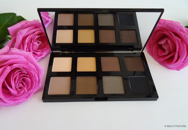 the body shop eyeshadow palette 8 shades