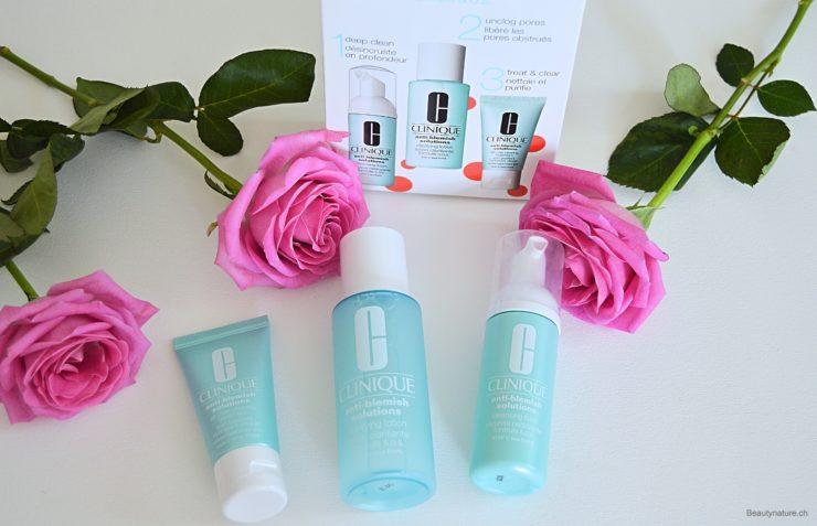 clinique anti-blemish solution