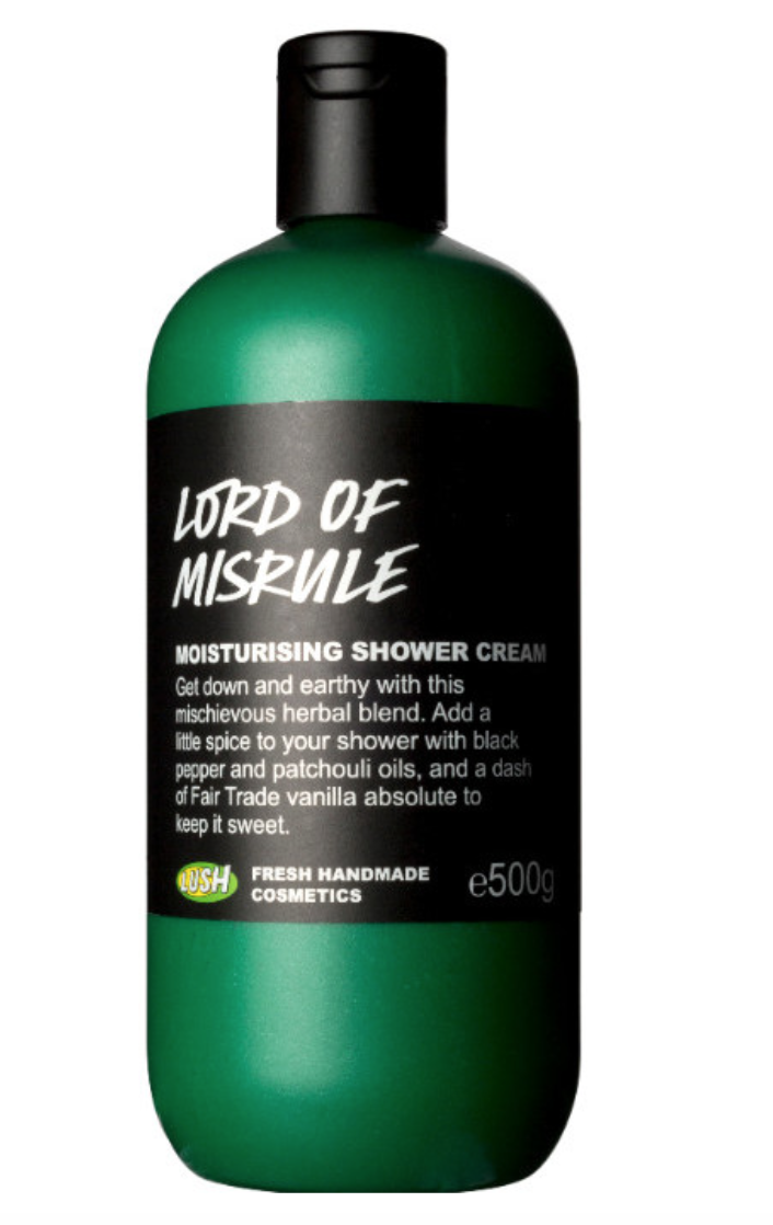 Lord of Misrule Duschcreme
