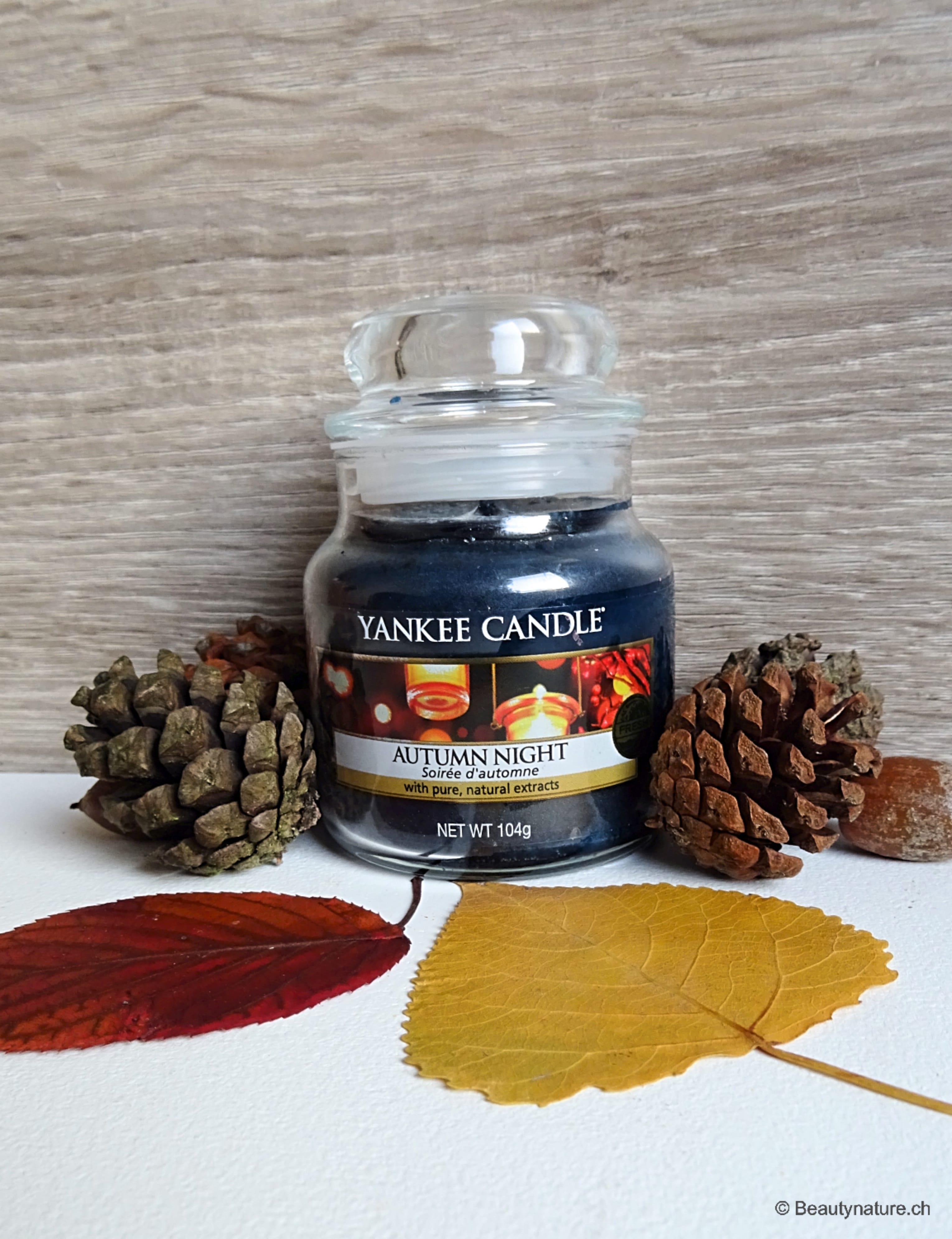 Yankee Candle - Autumn Night