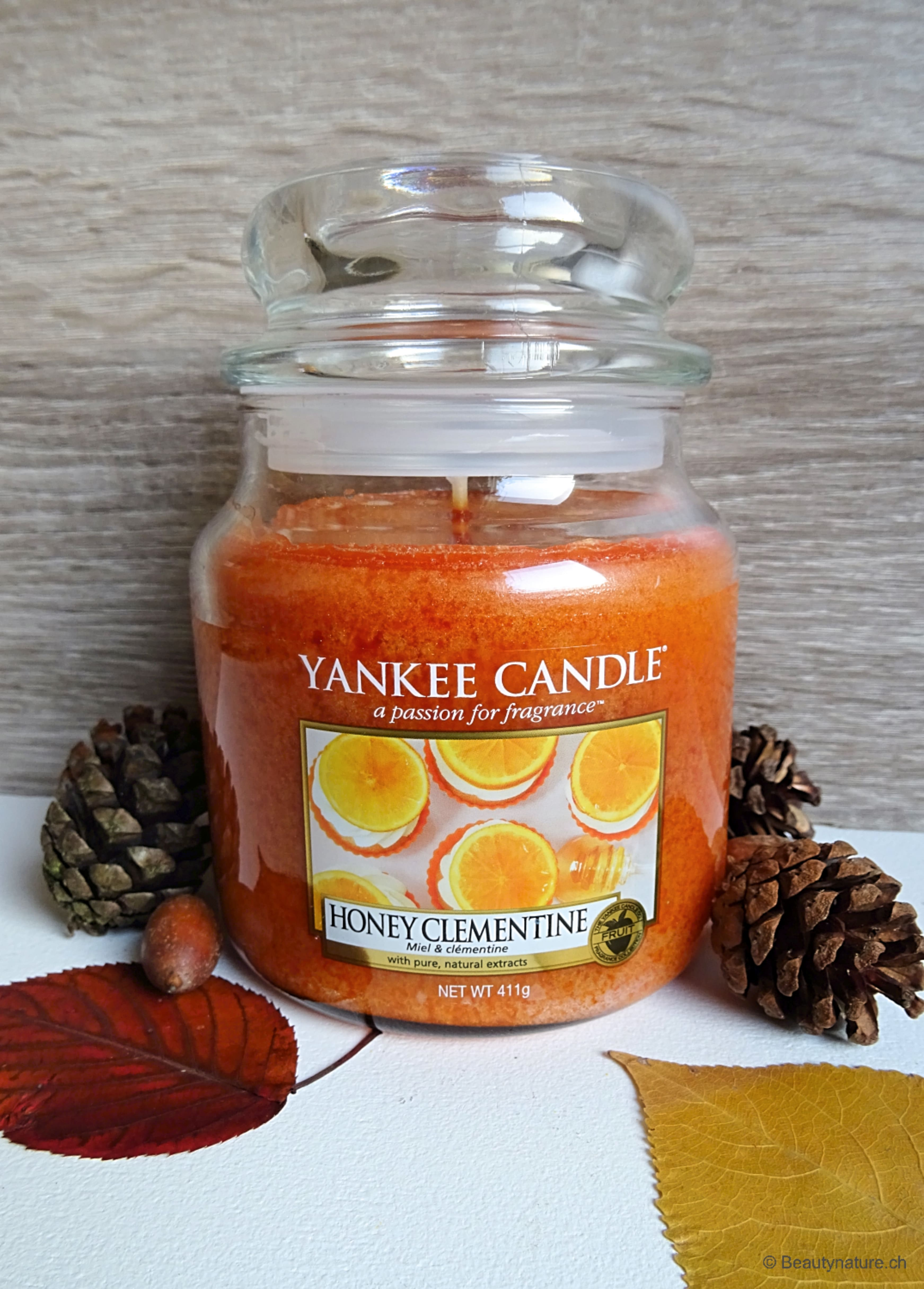 Yankee Candle - Honey Clementine