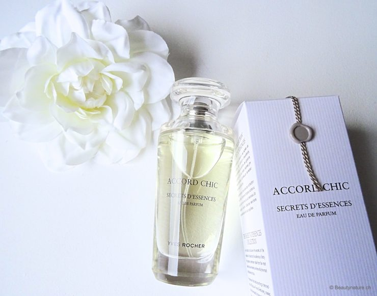 yves rocher secrets dessence accord chic