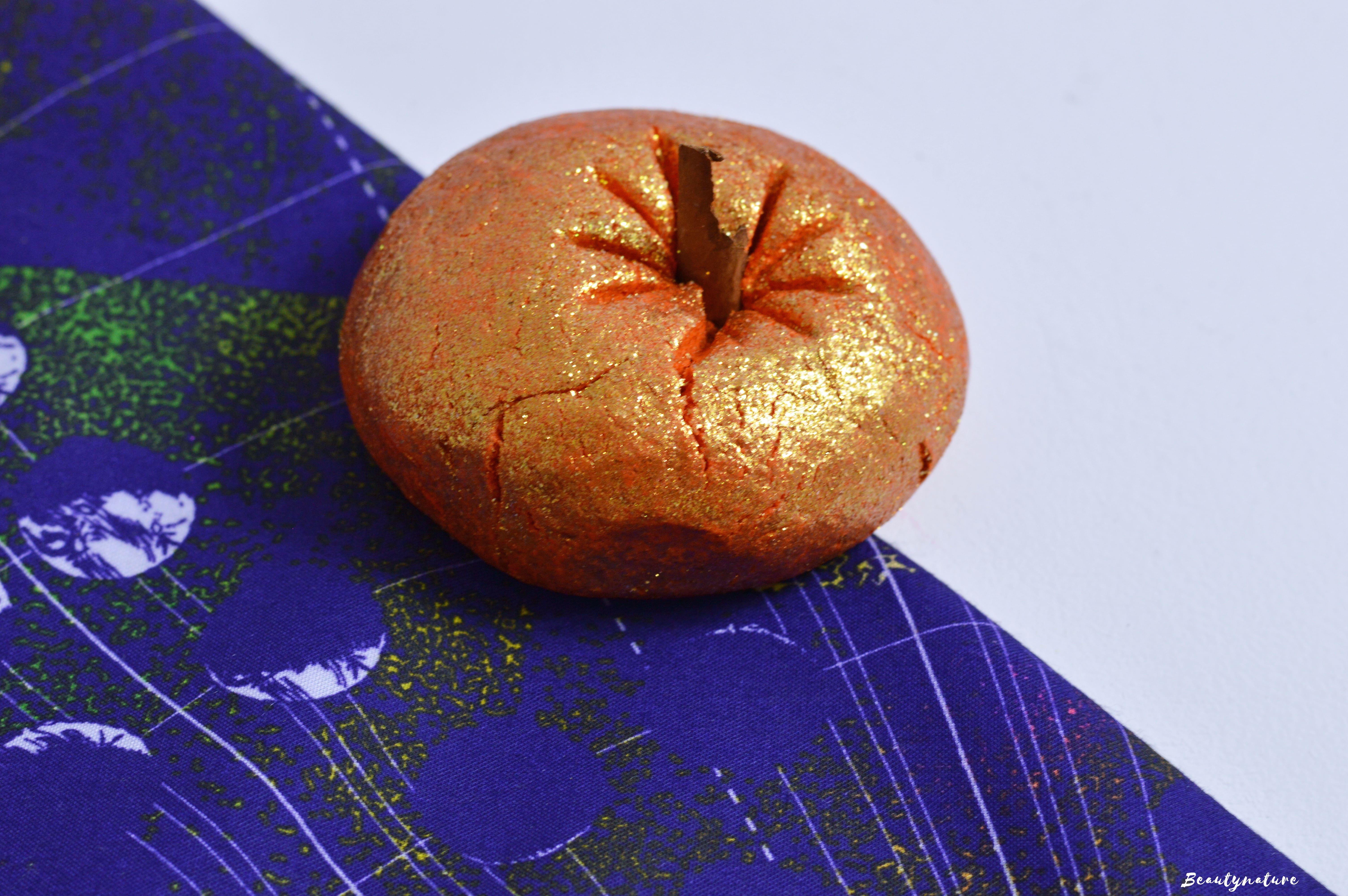 Sparklin pumpkin lush