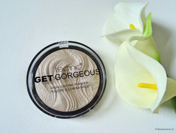 technic - get gorgeous highlighting powder