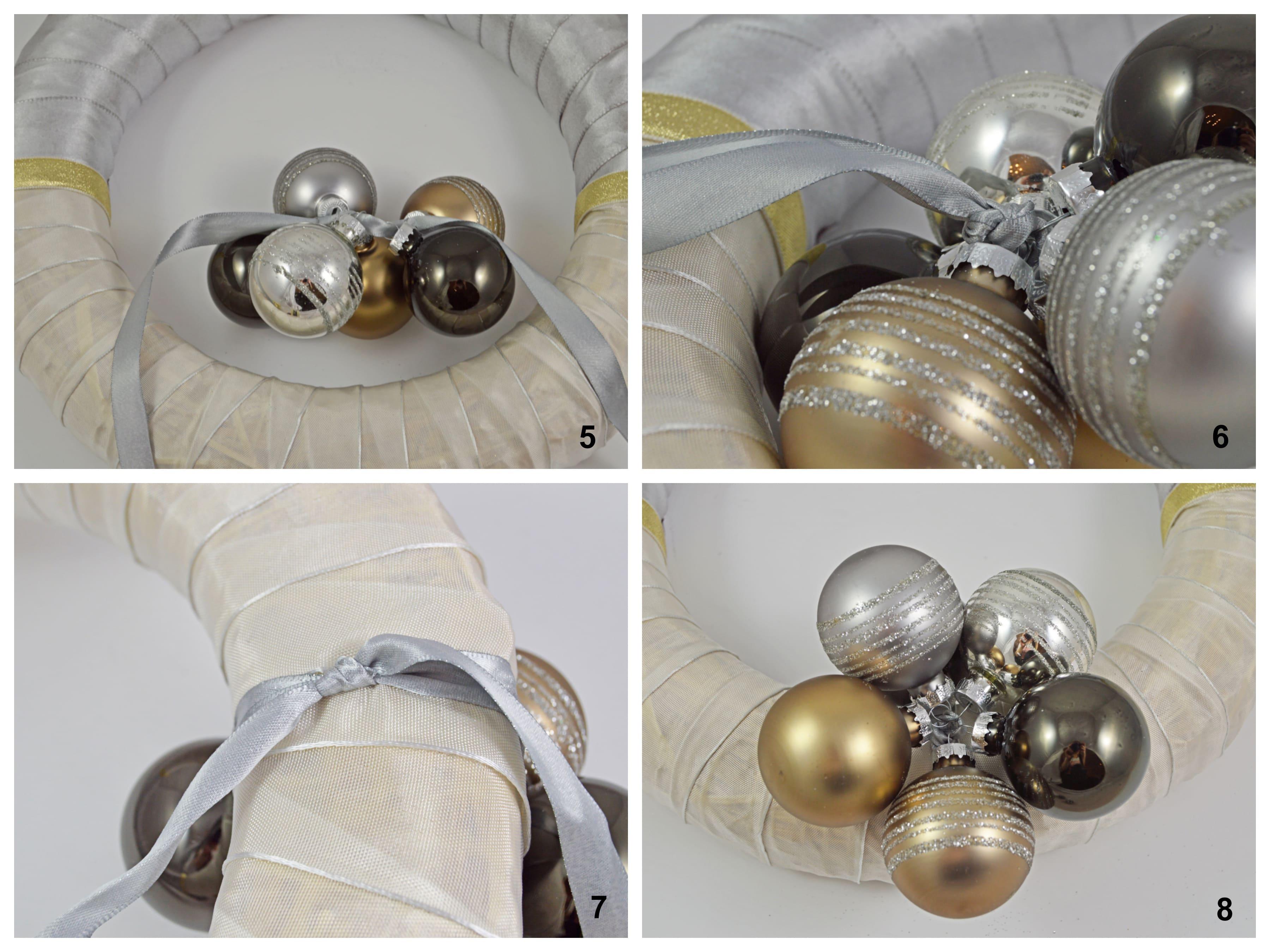 türkranz door wreath weihnachten christmas diy craft