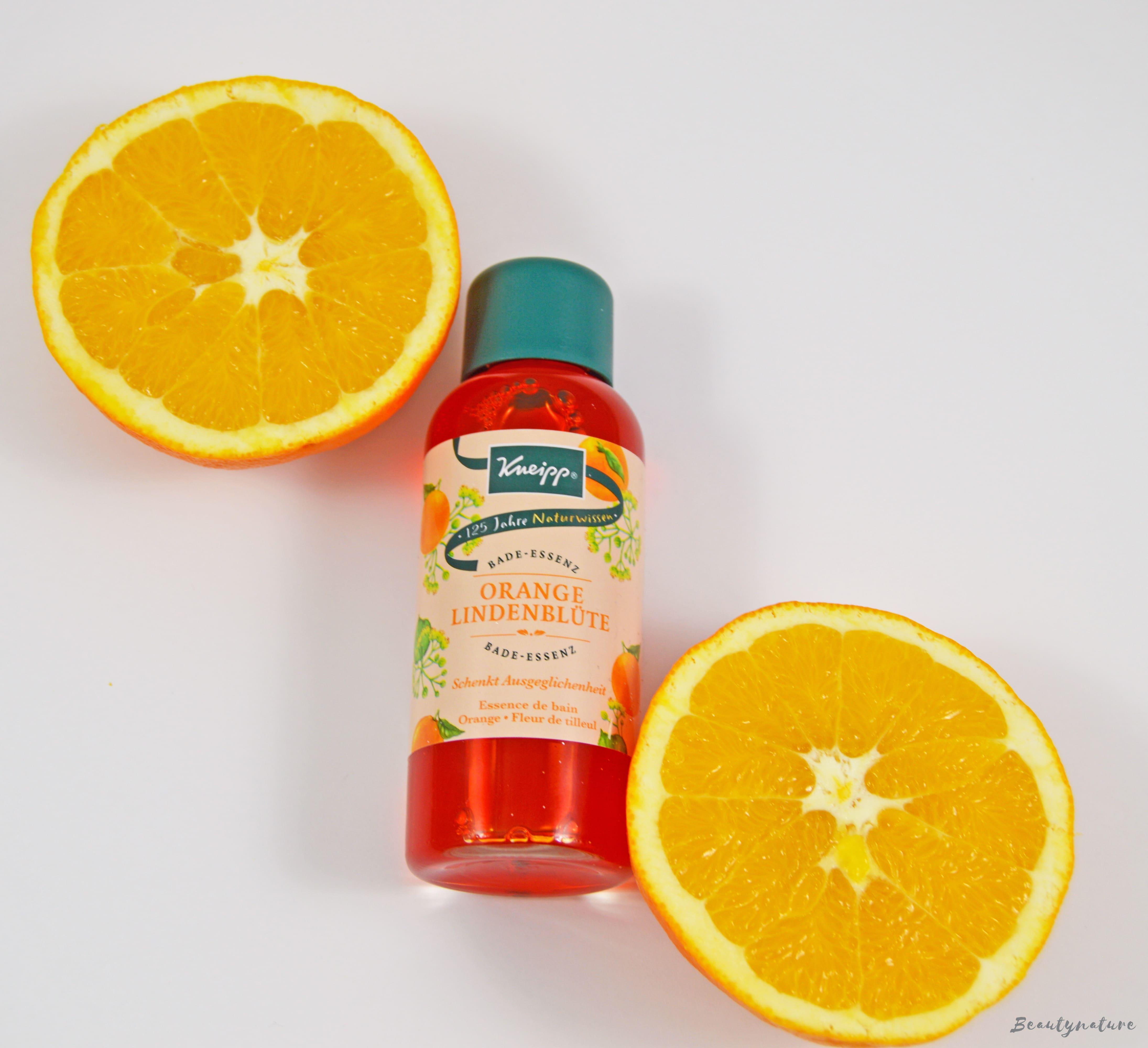 Kneipp® Bade-Essenz «Orange Lindenblüte»