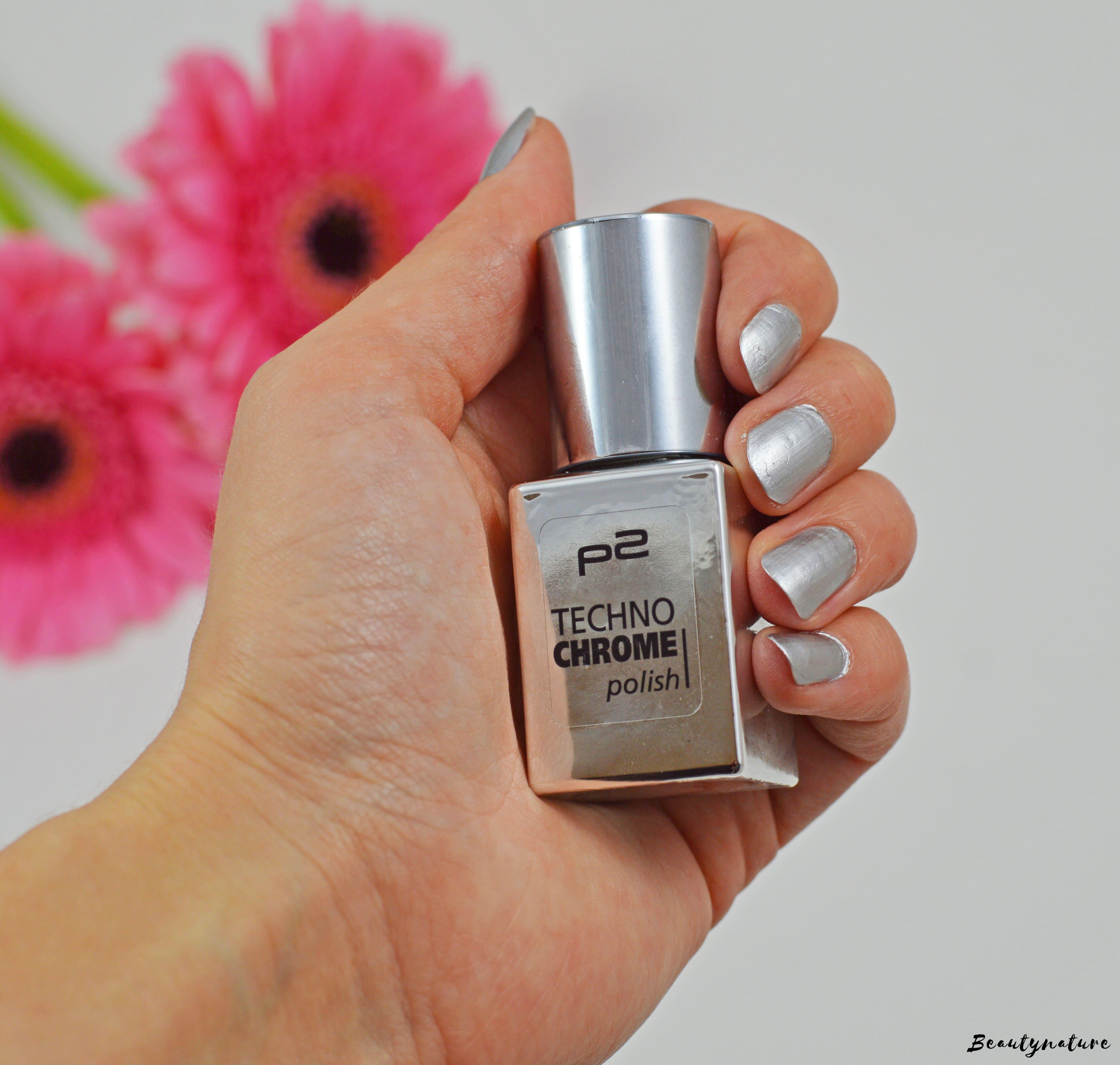 p2 techno chrome polish