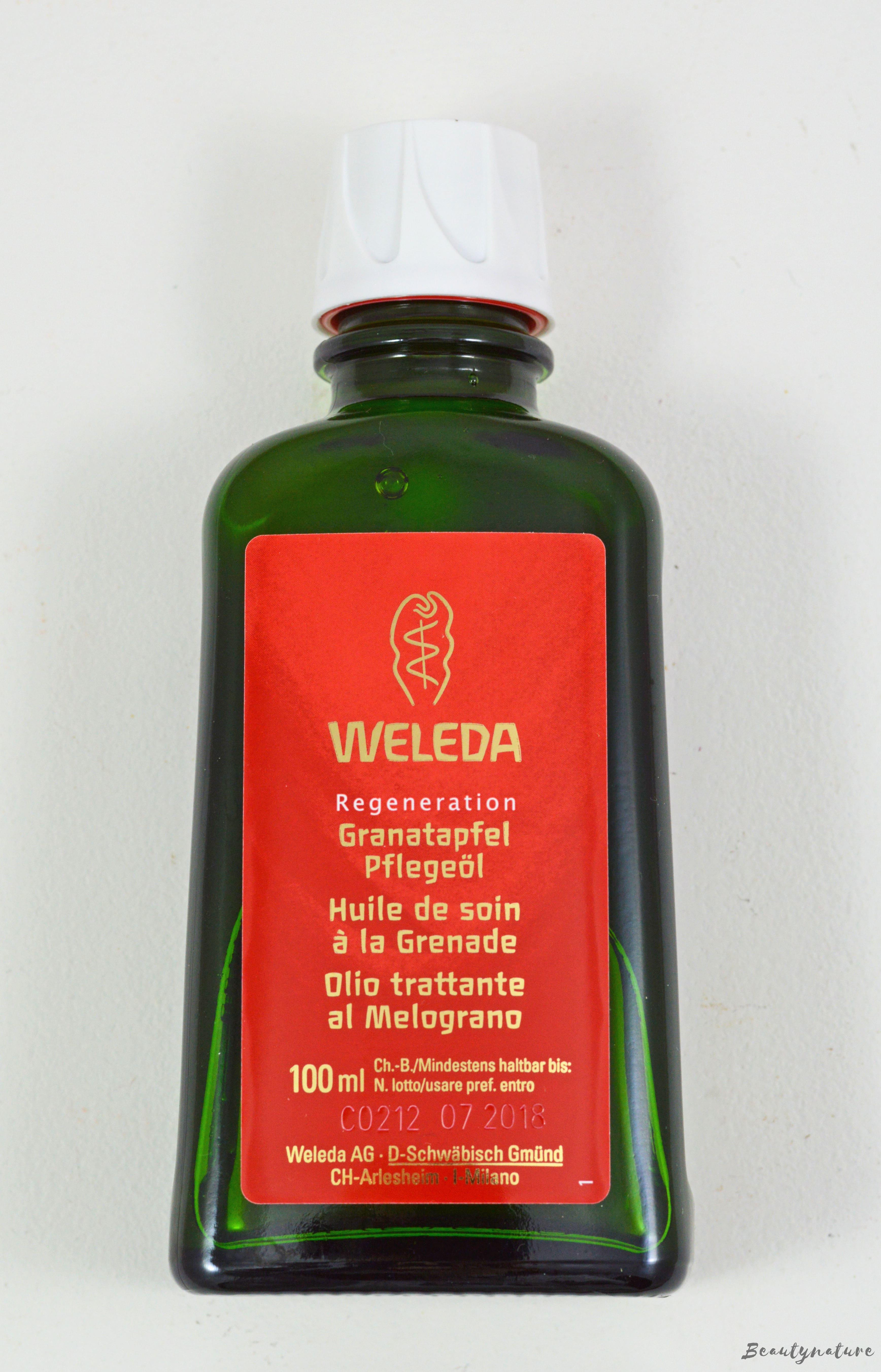 Weleda - Granatapfel Pflegeöl