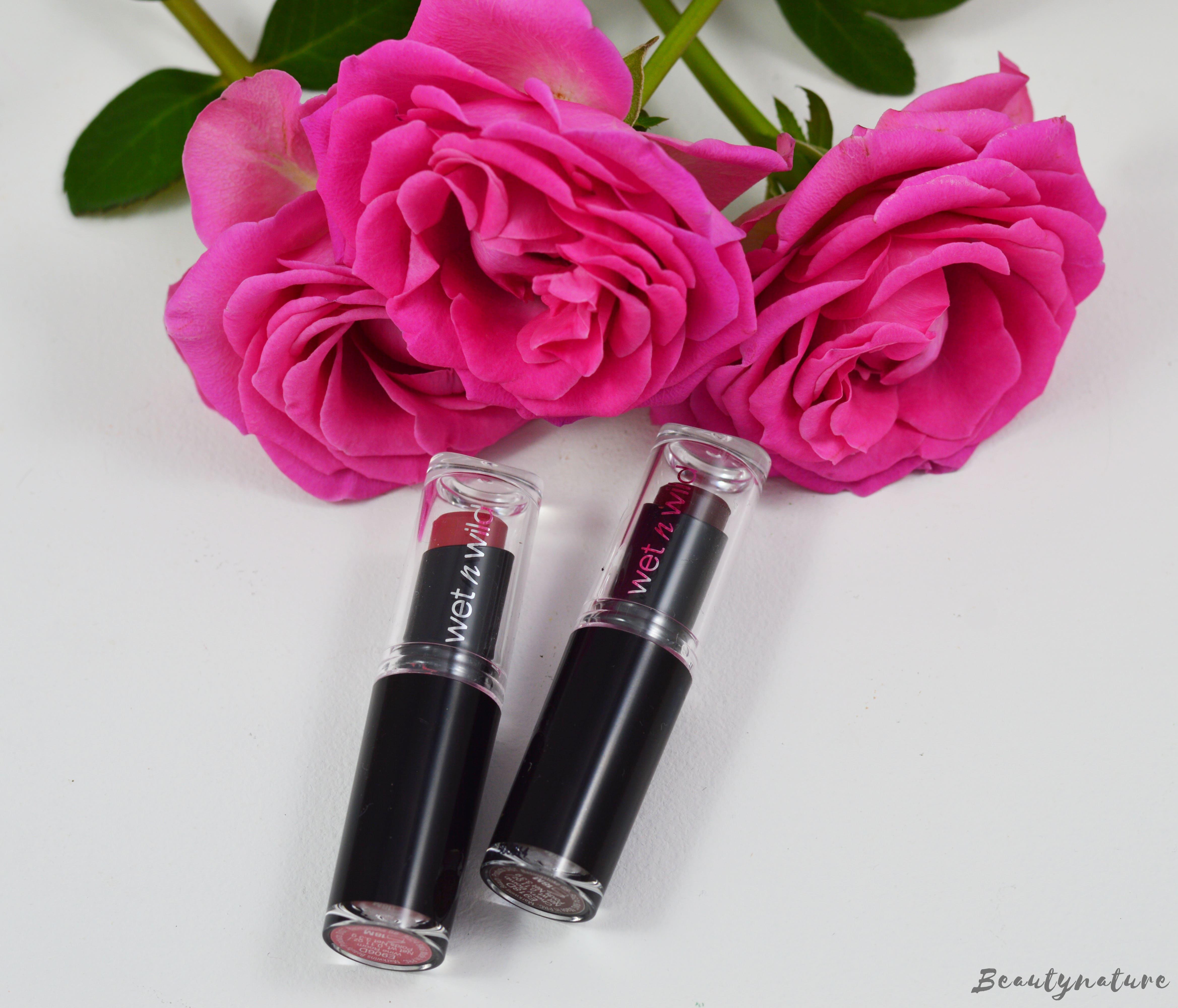 Wet'n'wild - Mega Last Lipsticks