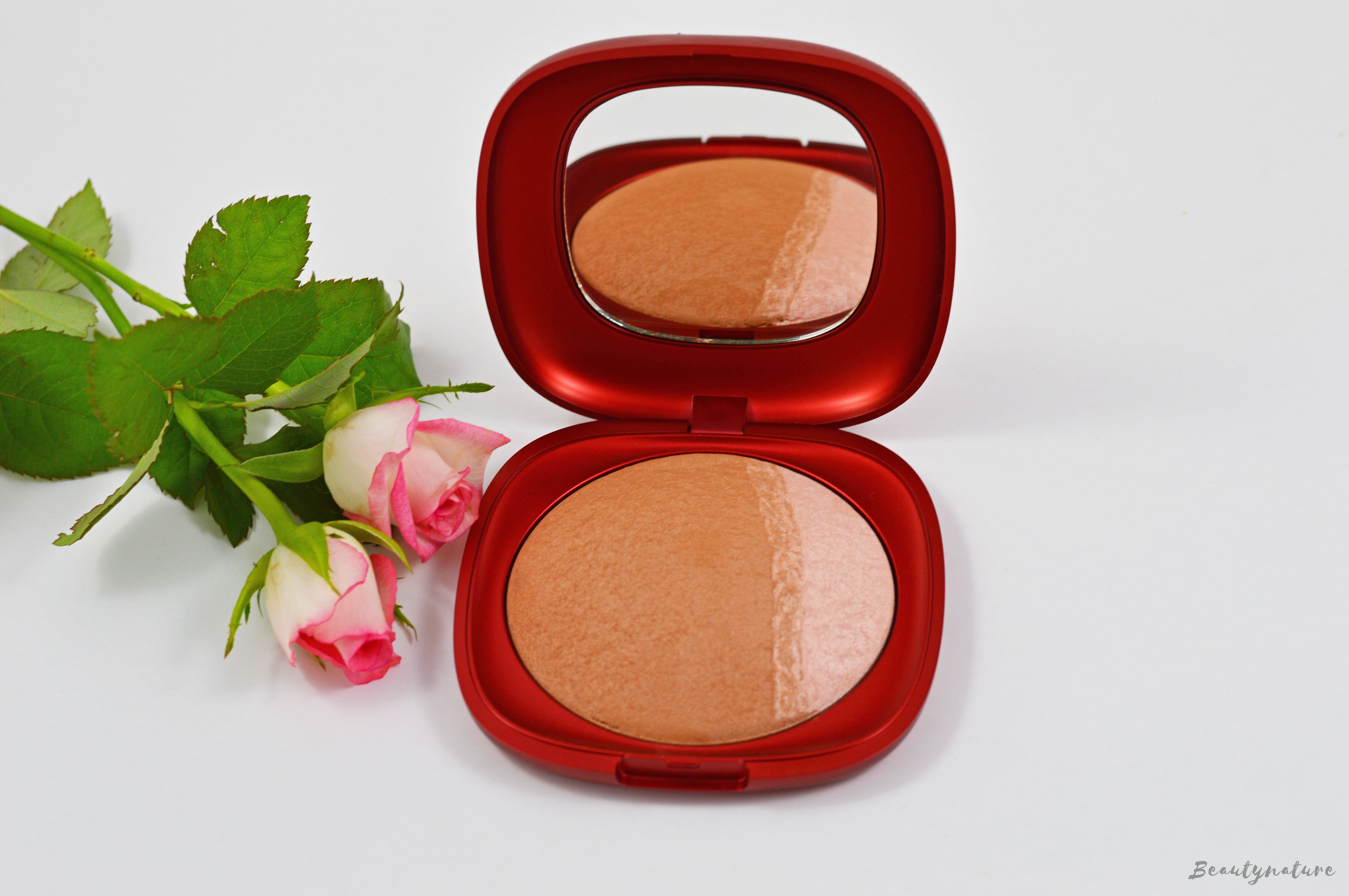 Kiko Milano Holiday Collection 2-IN-1 BRONZER & HIGHLIGHTER