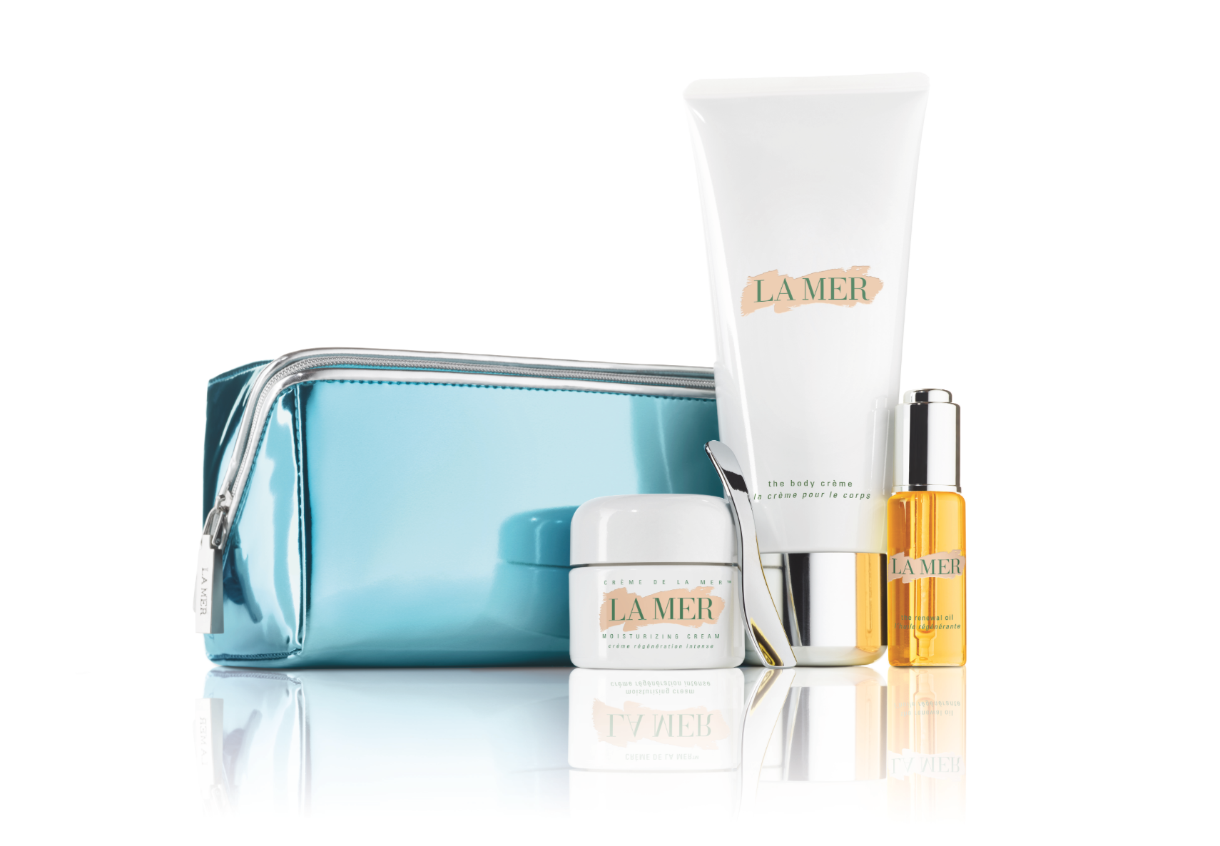 La mer THE SENSORIAL SENSATIONS