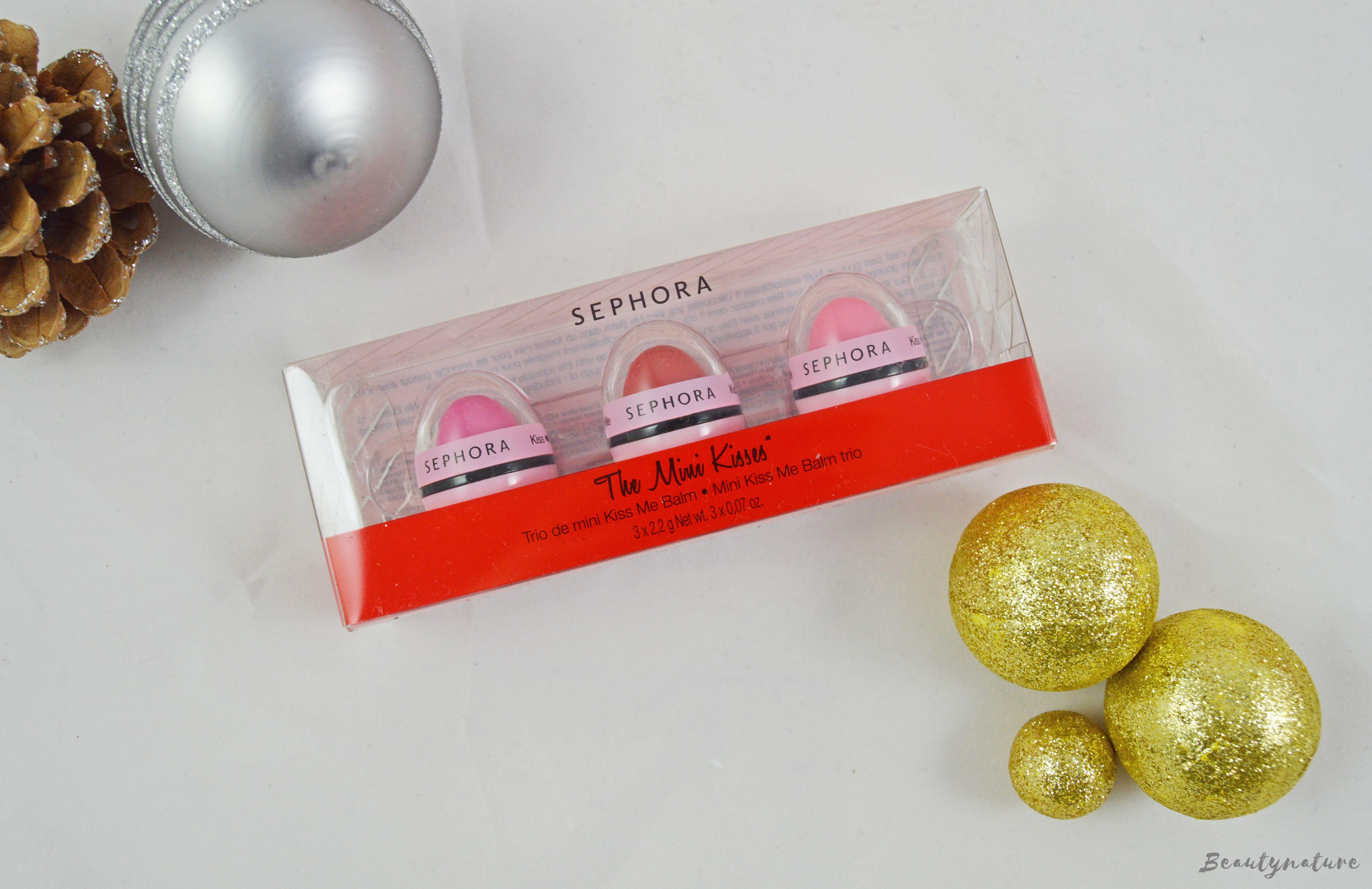 Sephora - The mini kisses