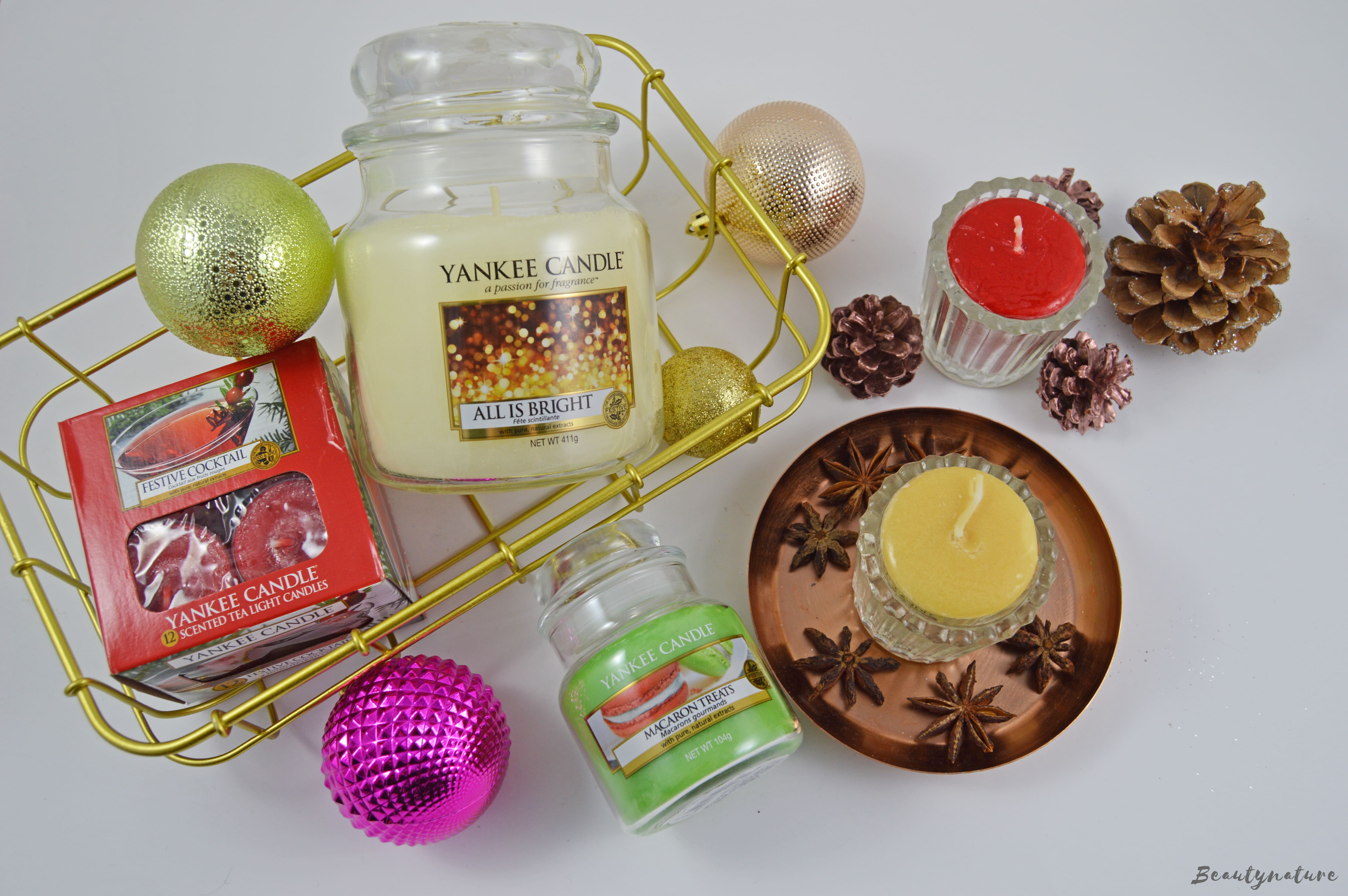 Yankee Candle Holiday Party