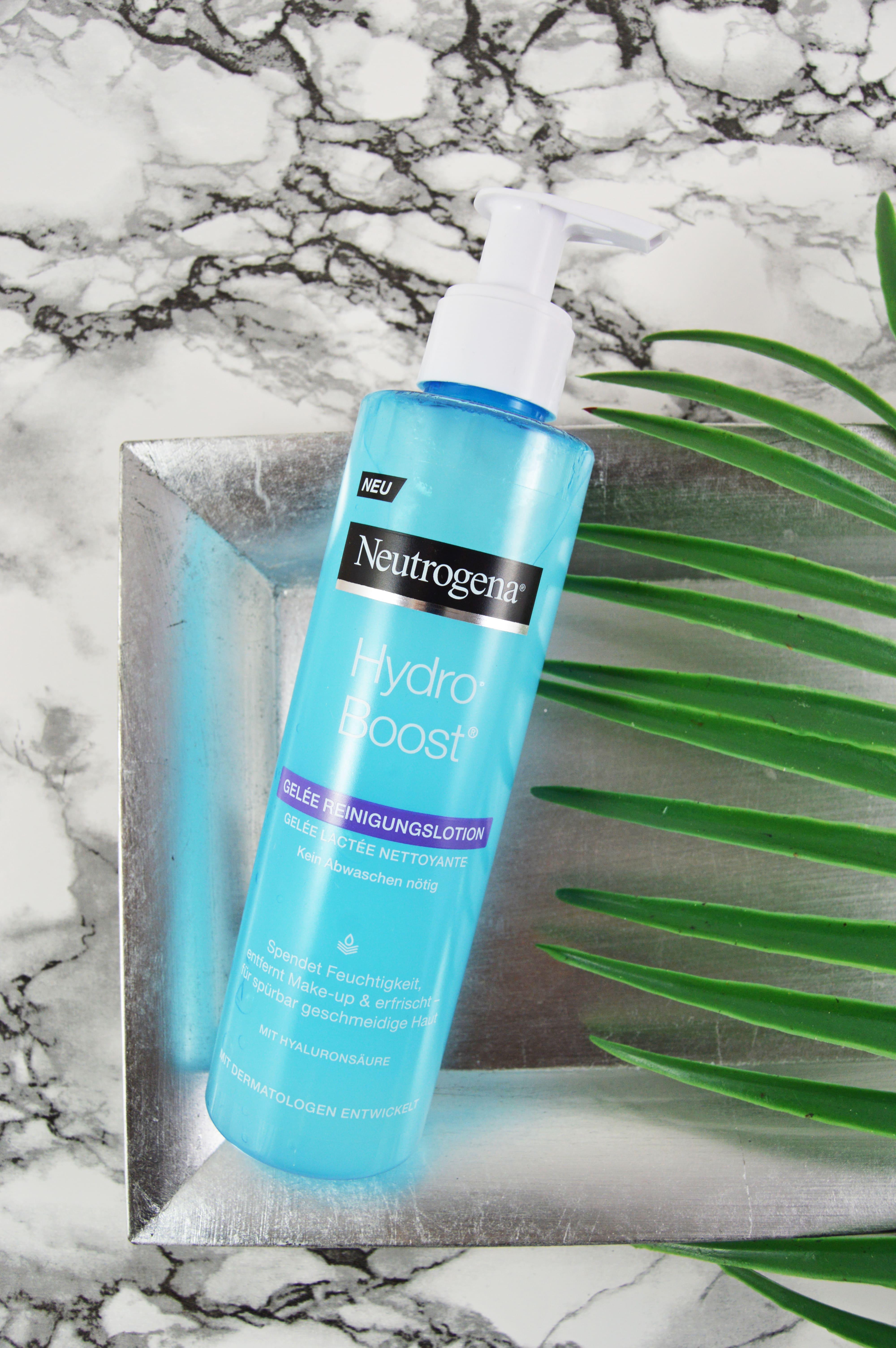 Neutrogena Hydro Boost Gelée Reinigungslotion
