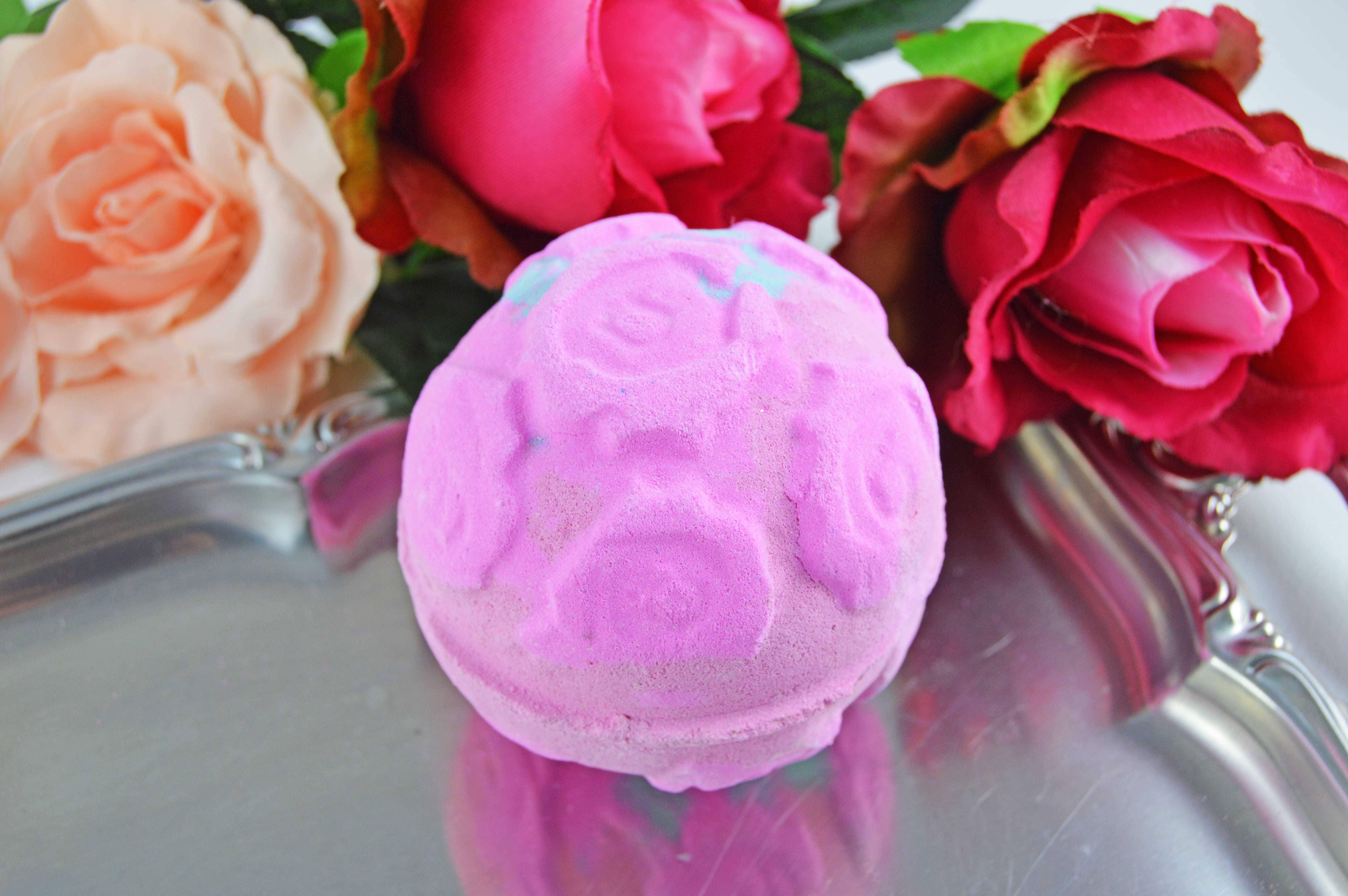 Lush Rose Bombshell