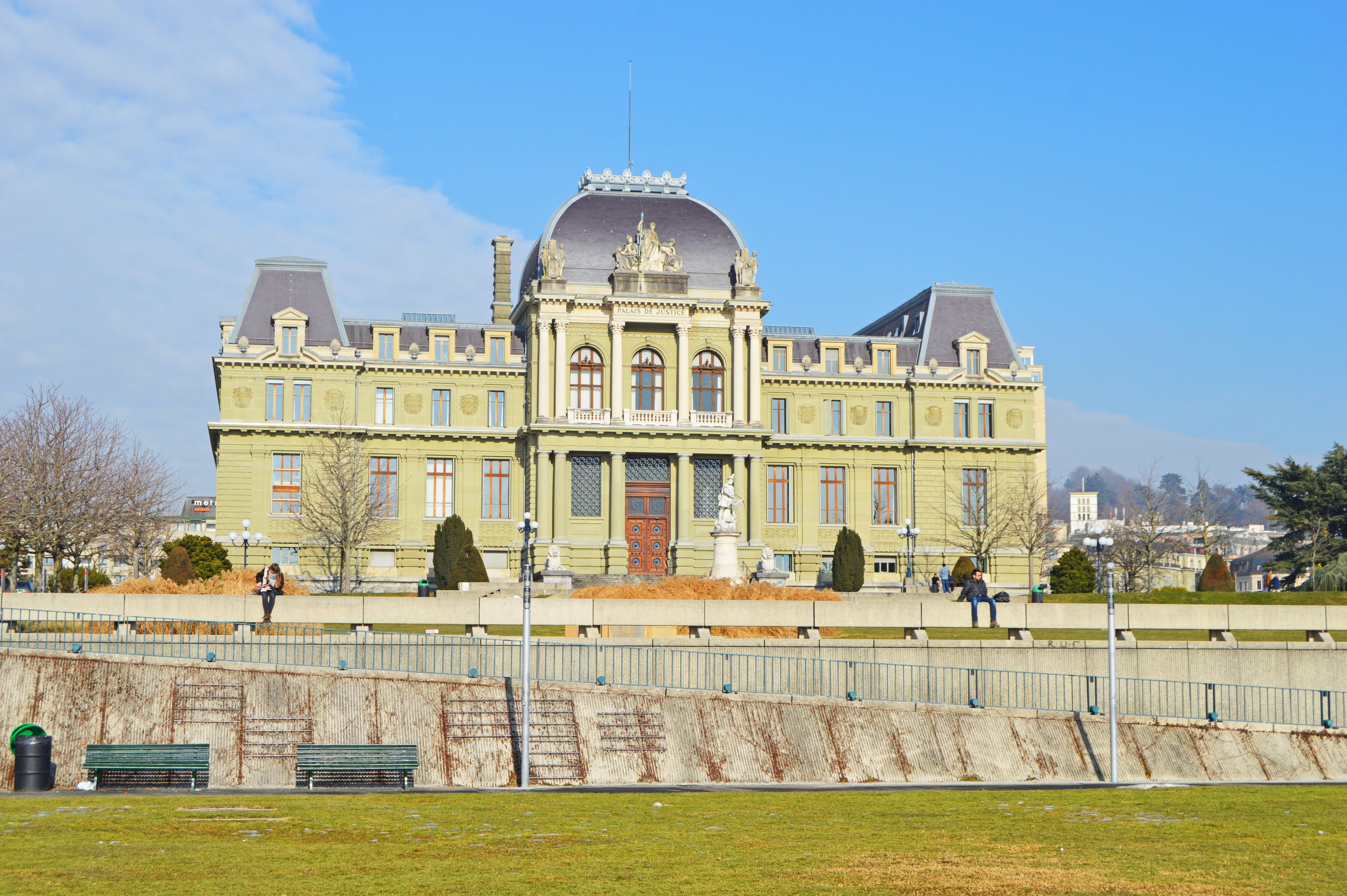 Palace de Justice