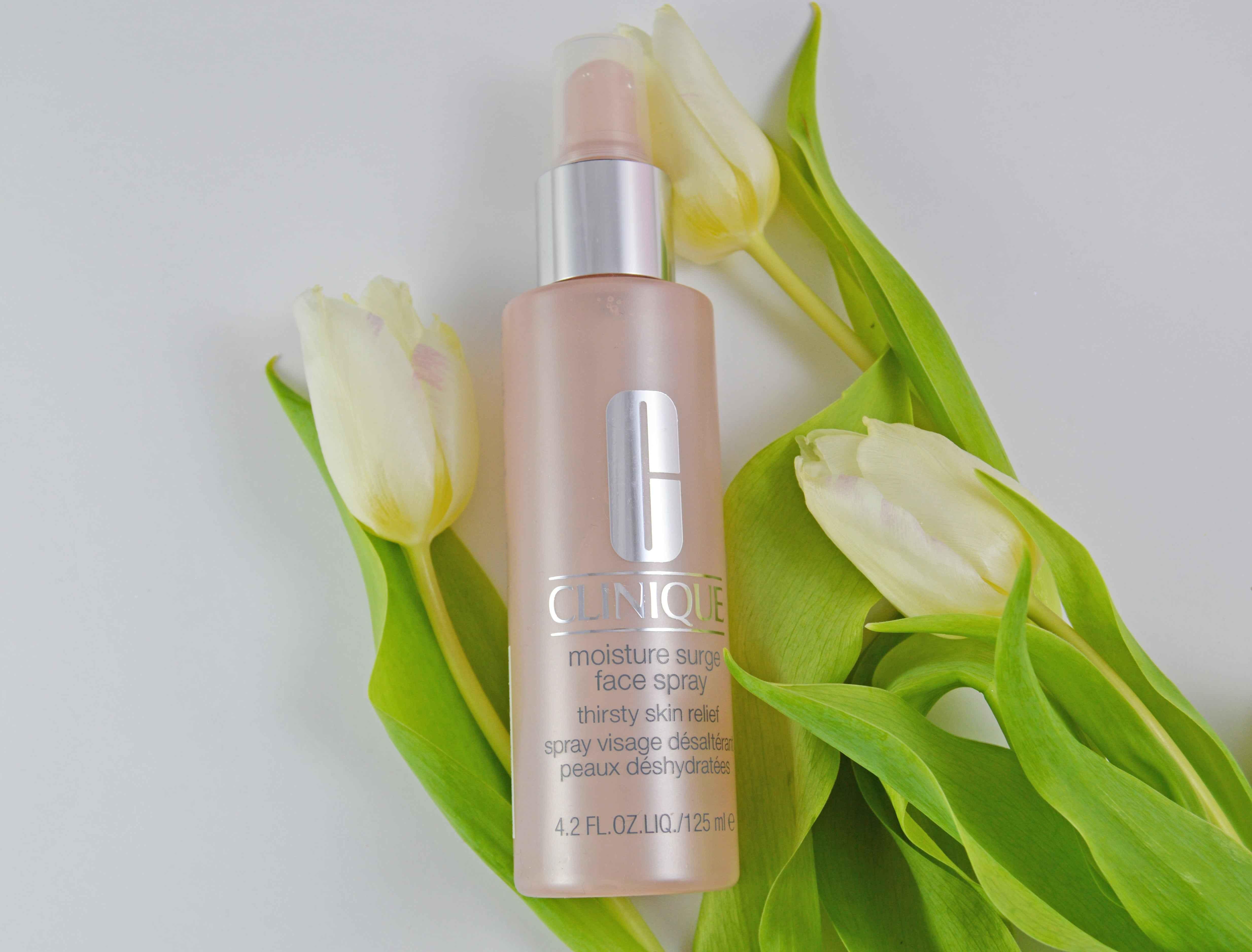 Moisture Surge Face Spray Thirsty Skin Relief
