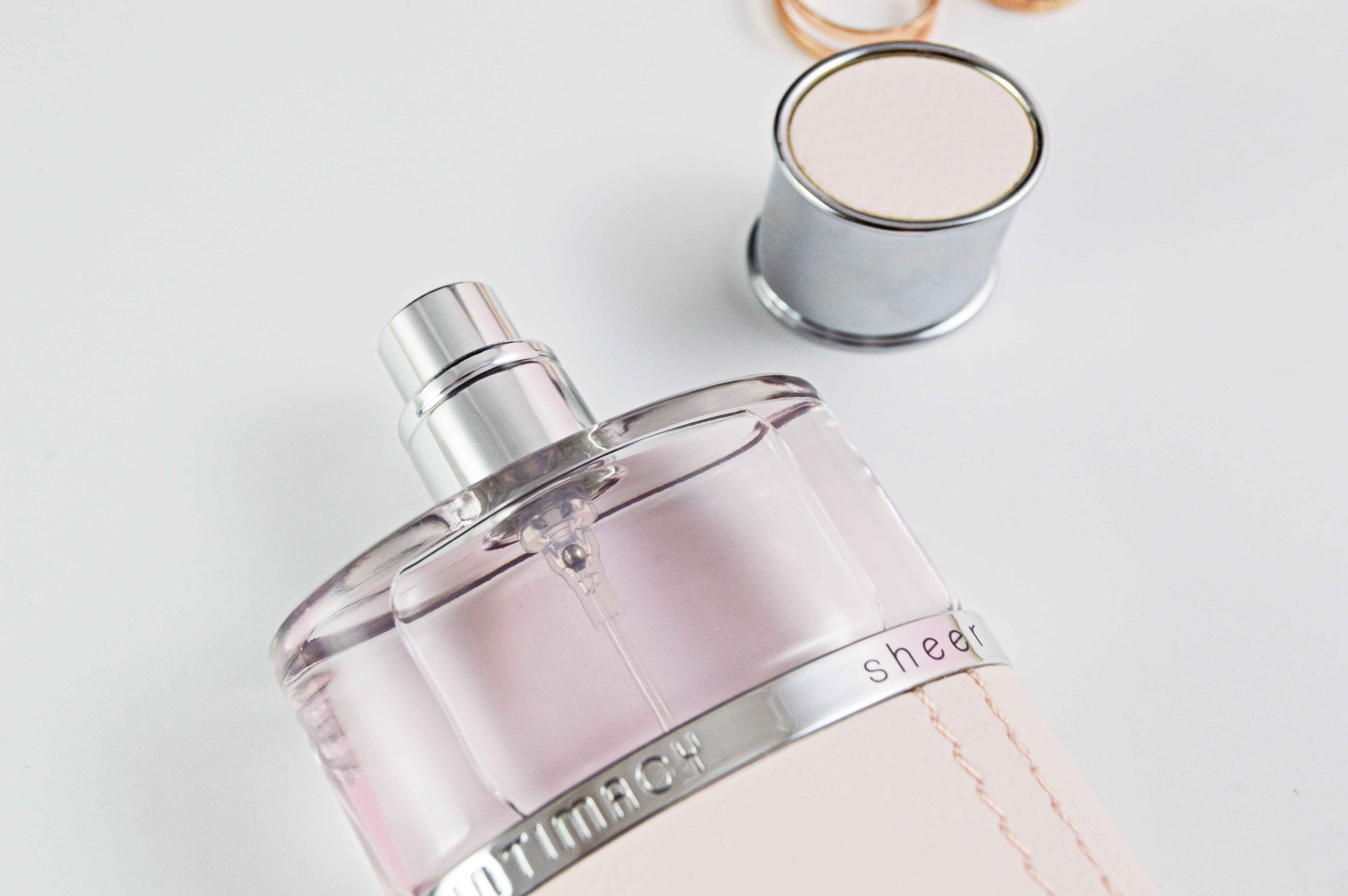 Intimacy sheer parfum
