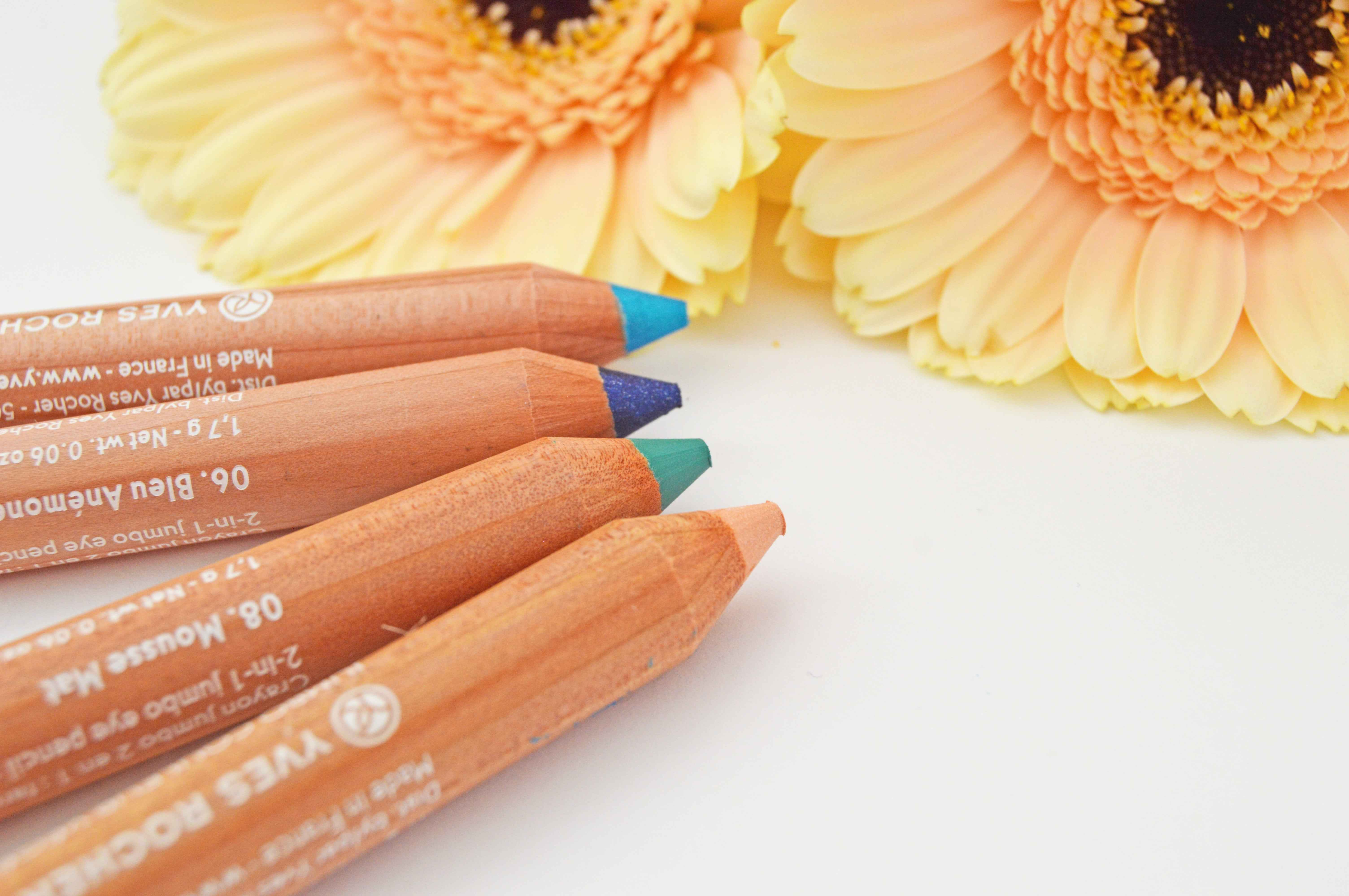 Yves Rocher - 2-in-1 Jumbo Eye Pencil