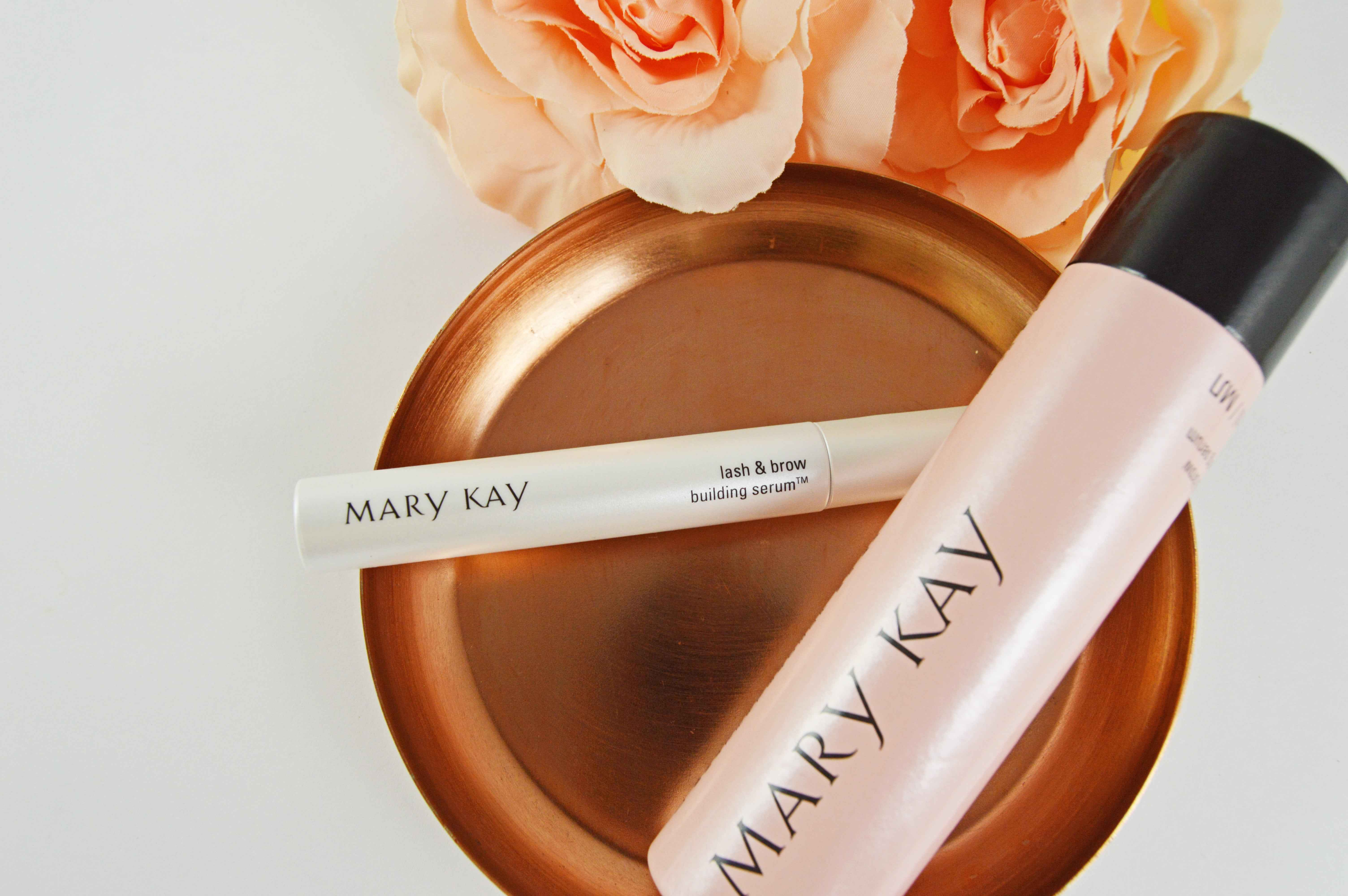 MARY KAY® LASH & BROW BUILDING SERUM