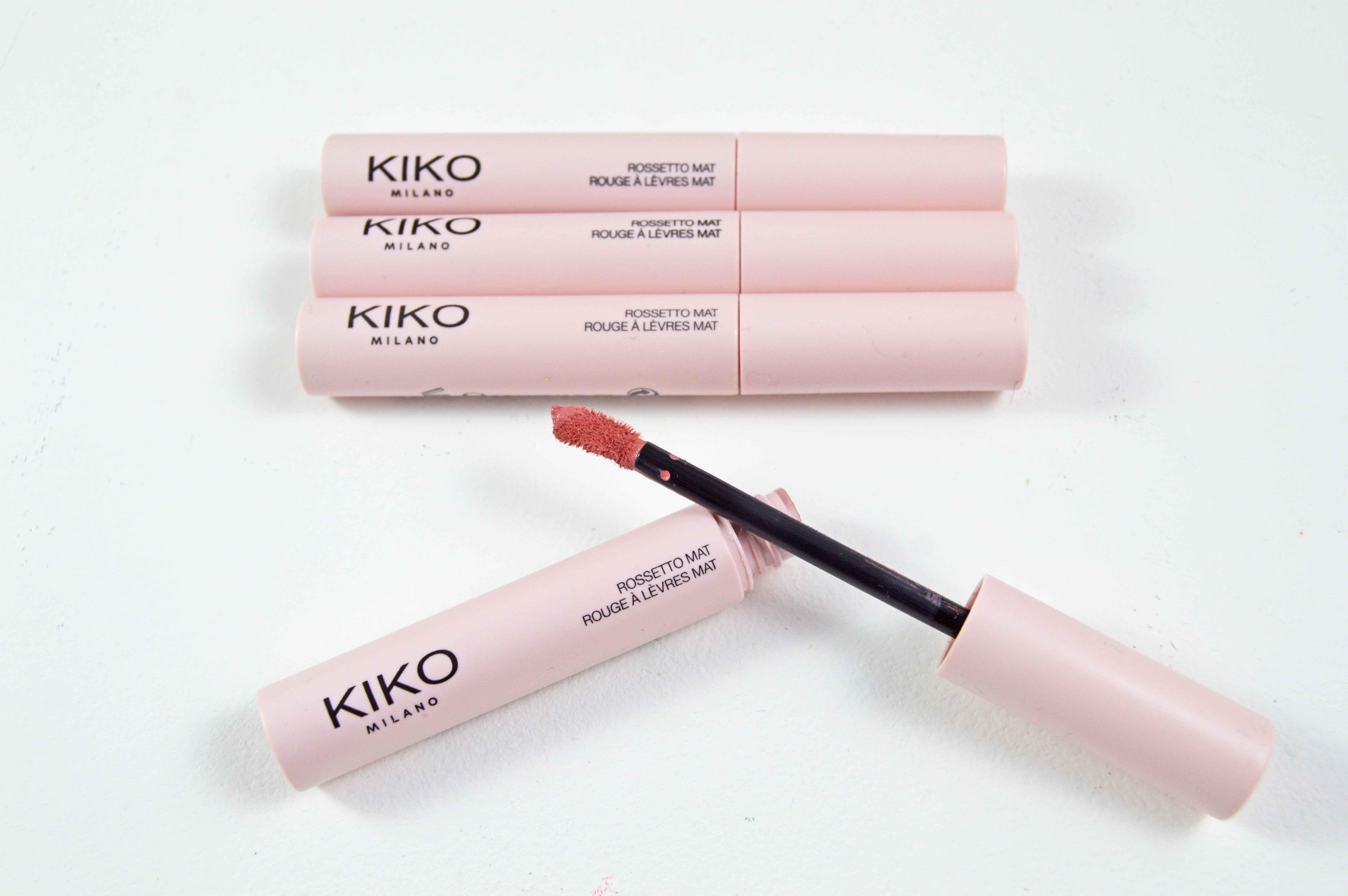 Kiko Less is better Superduper Lipstick