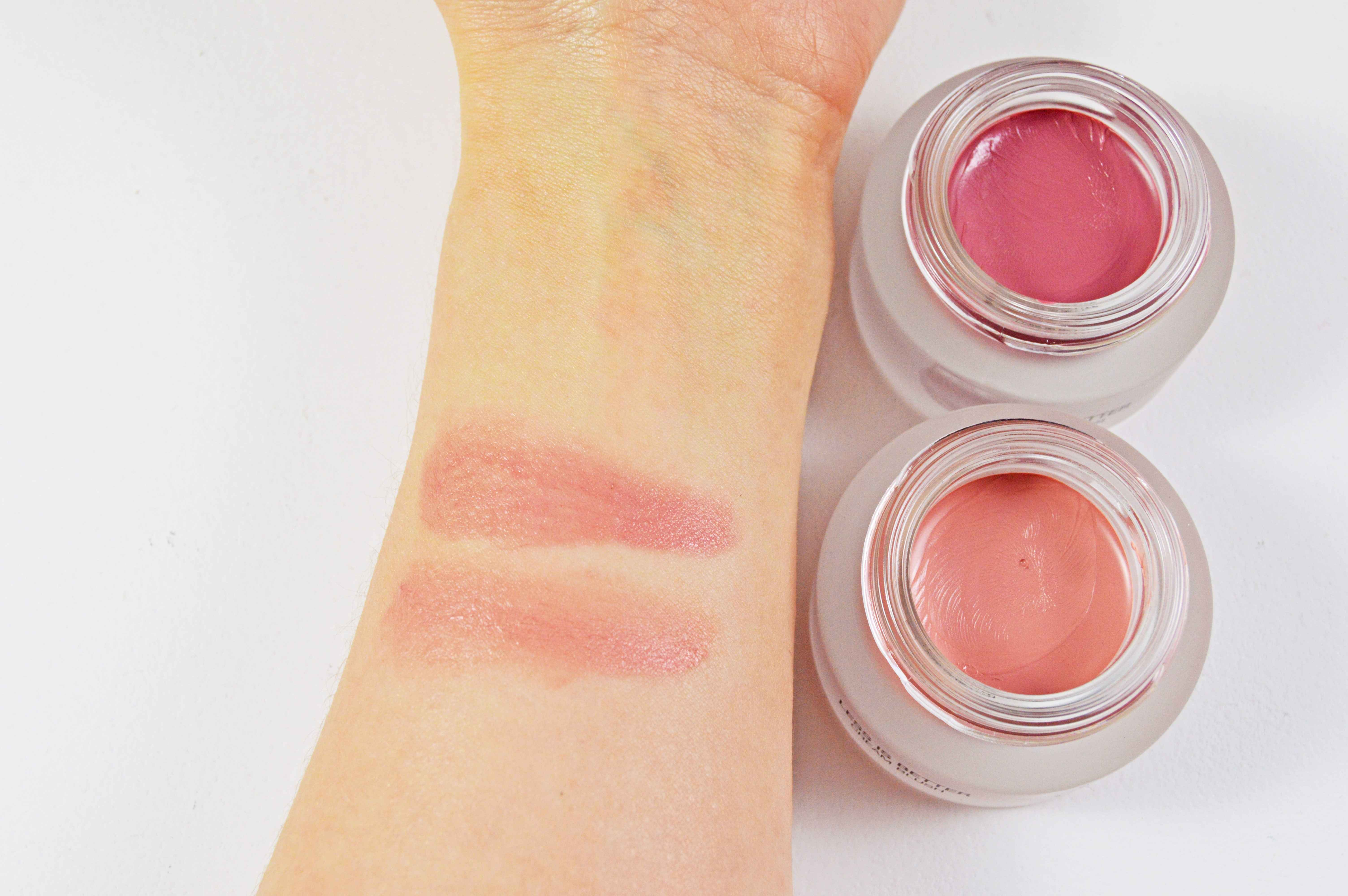 Kiko Less is better Superduper blush swatches