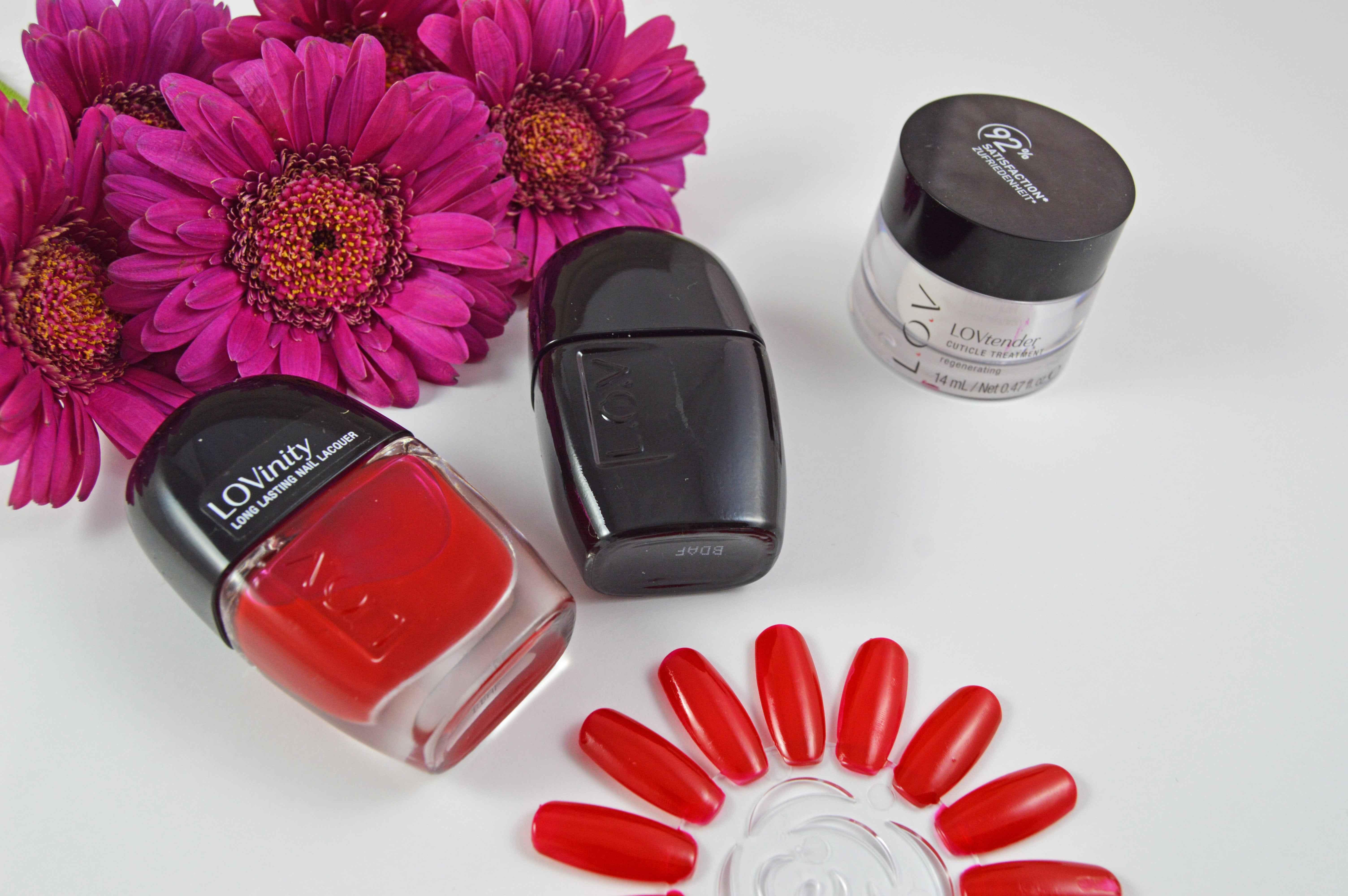l.o.v cosmetics nail