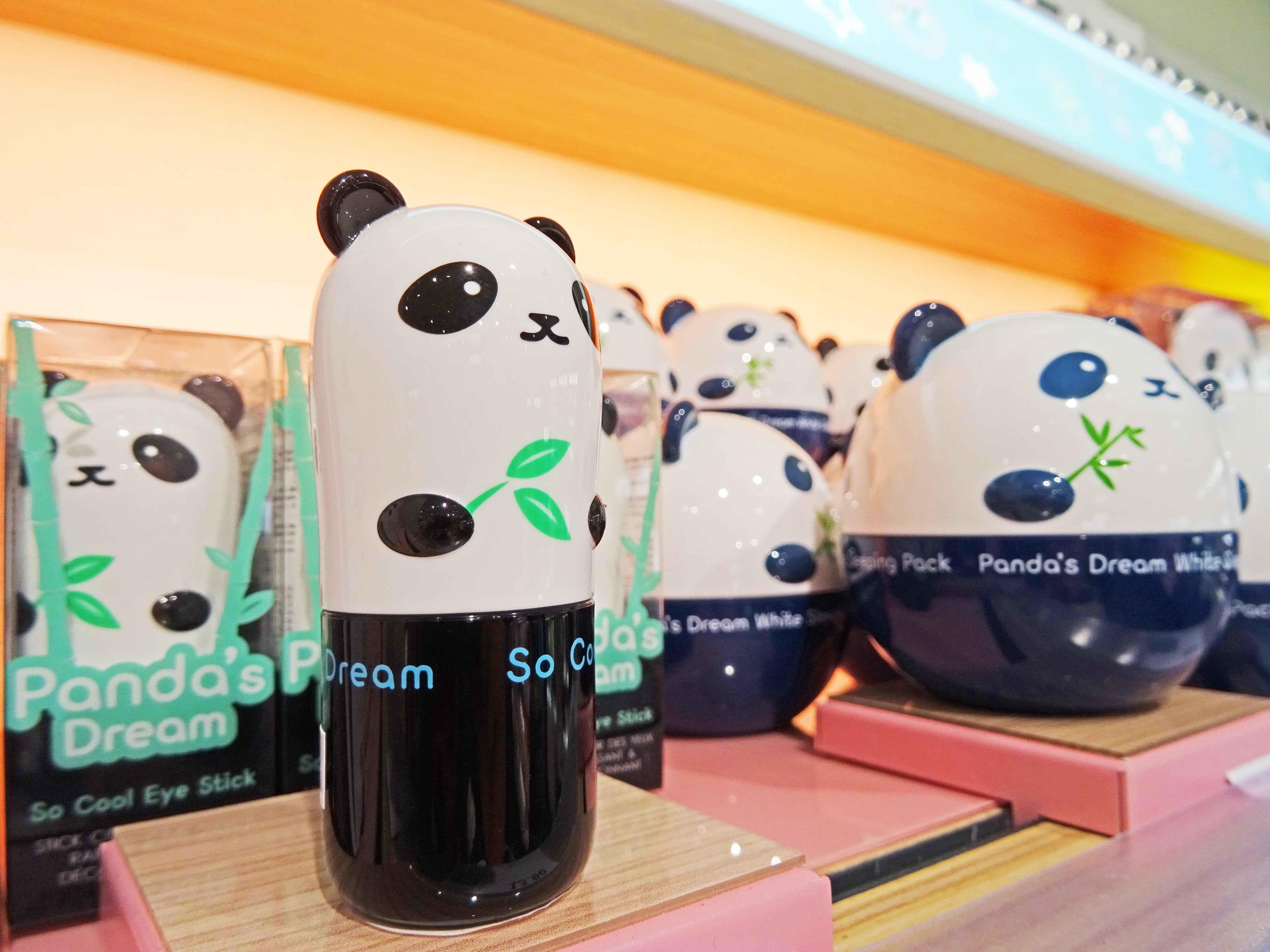 Panda Tony Moly
