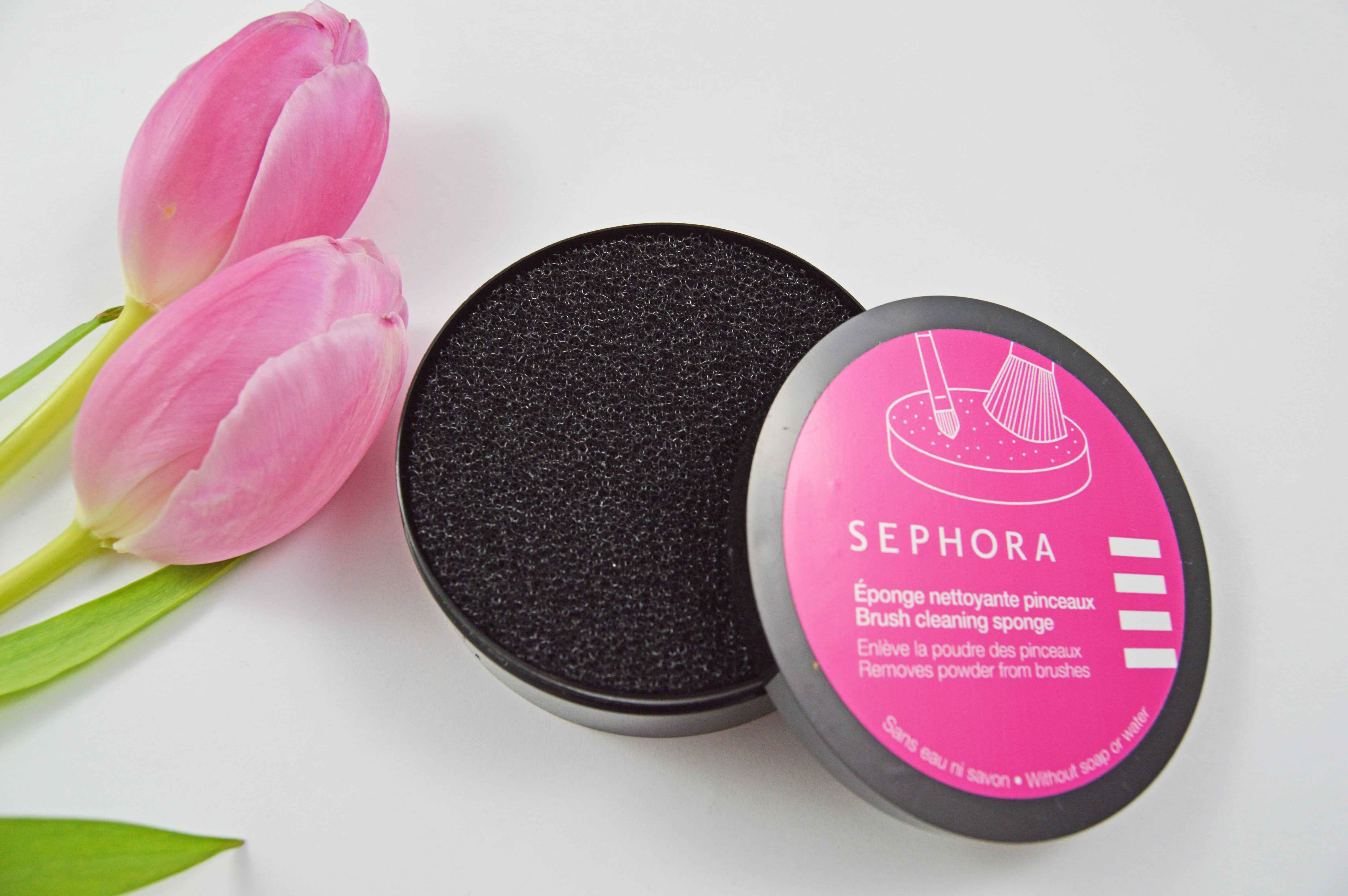 Made in Sephora - Brush cleaning sponge