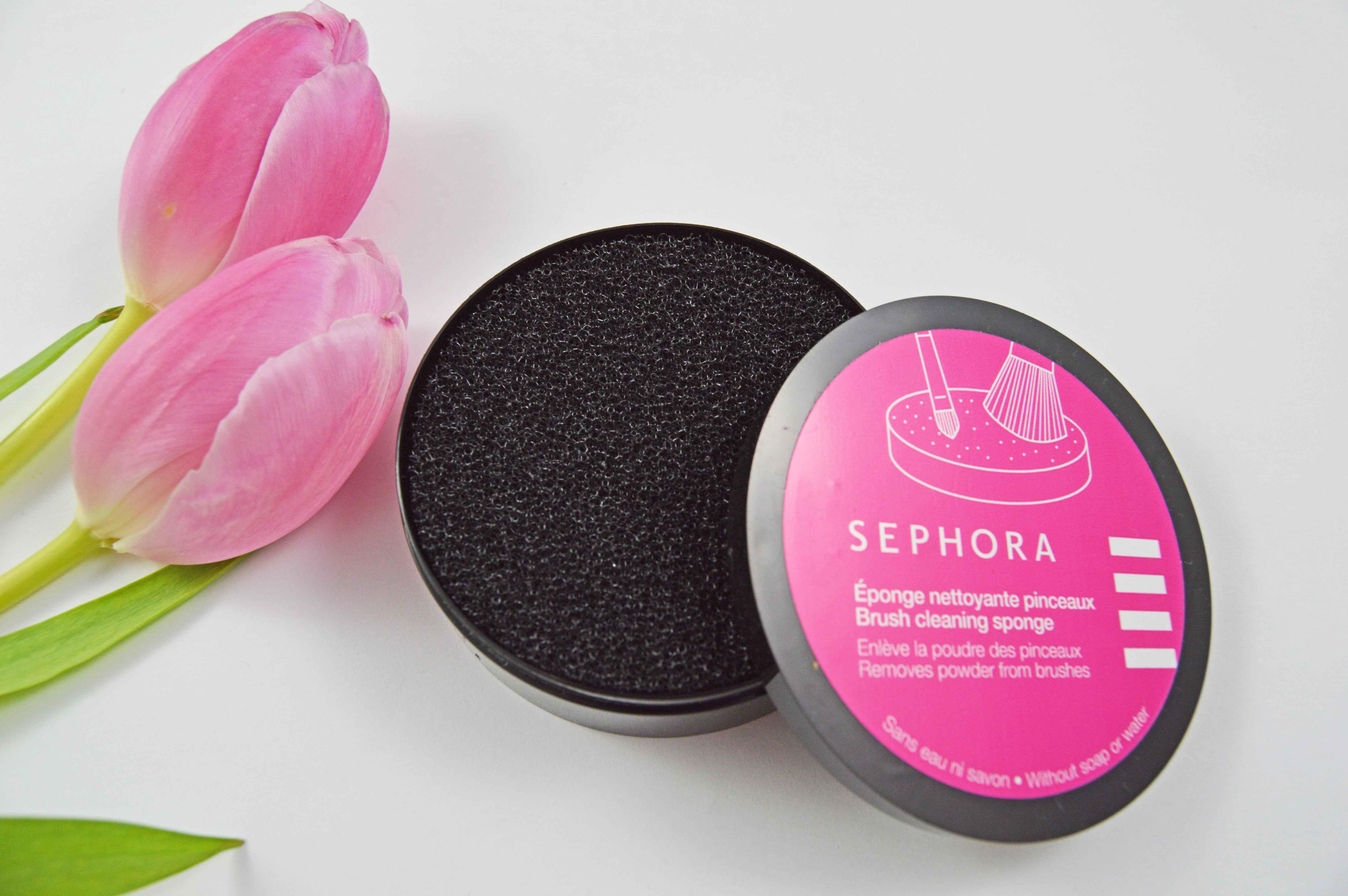 Made in Sephora - Brush cleaning sponge