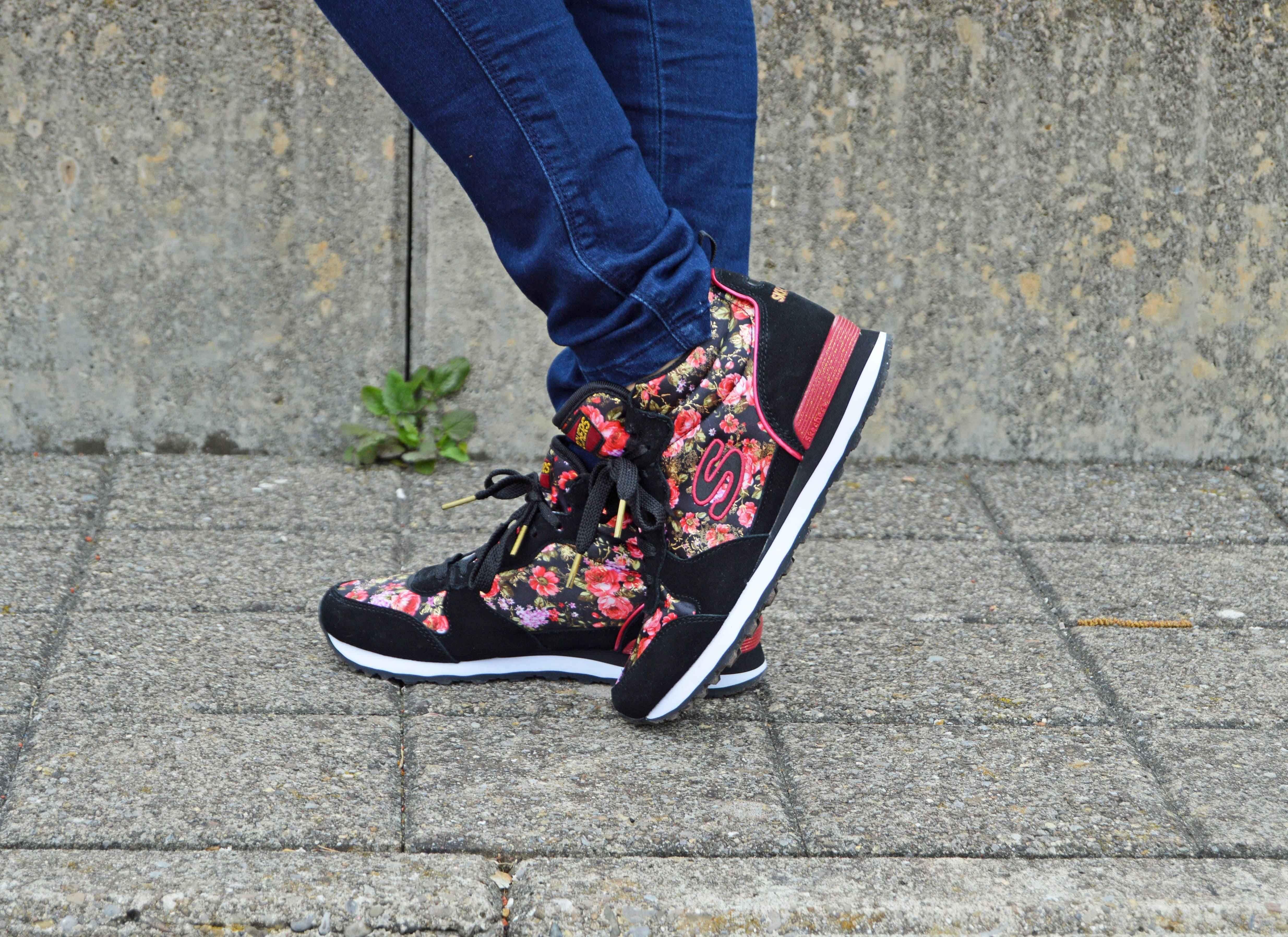 skechers Hollywood Rose Sneaker