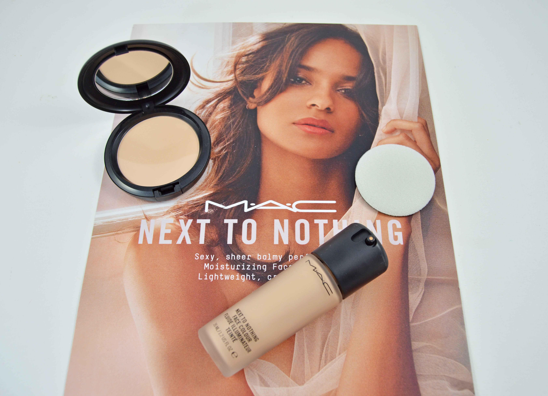 MAC Next to nothing