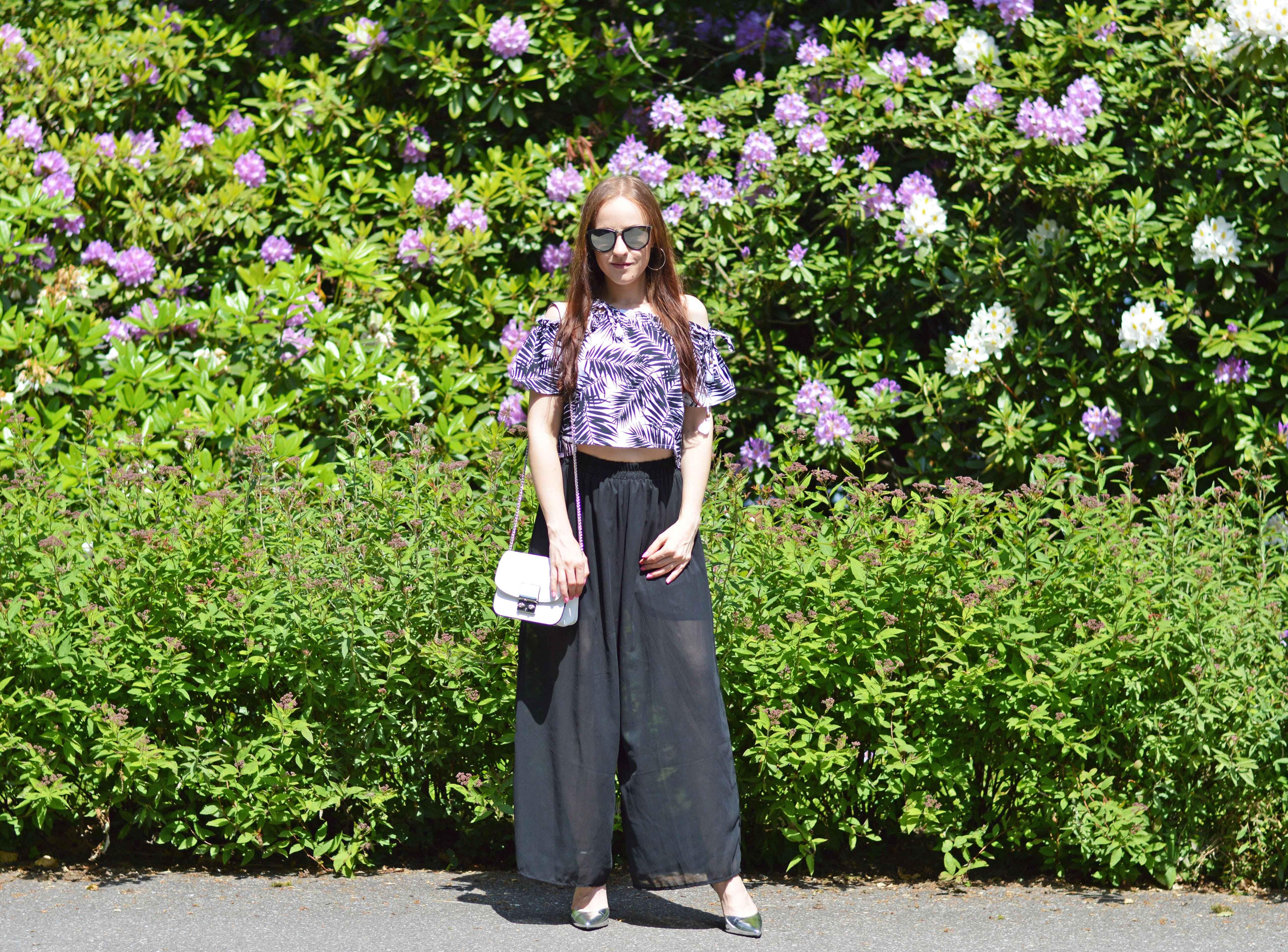 Fashion summer look