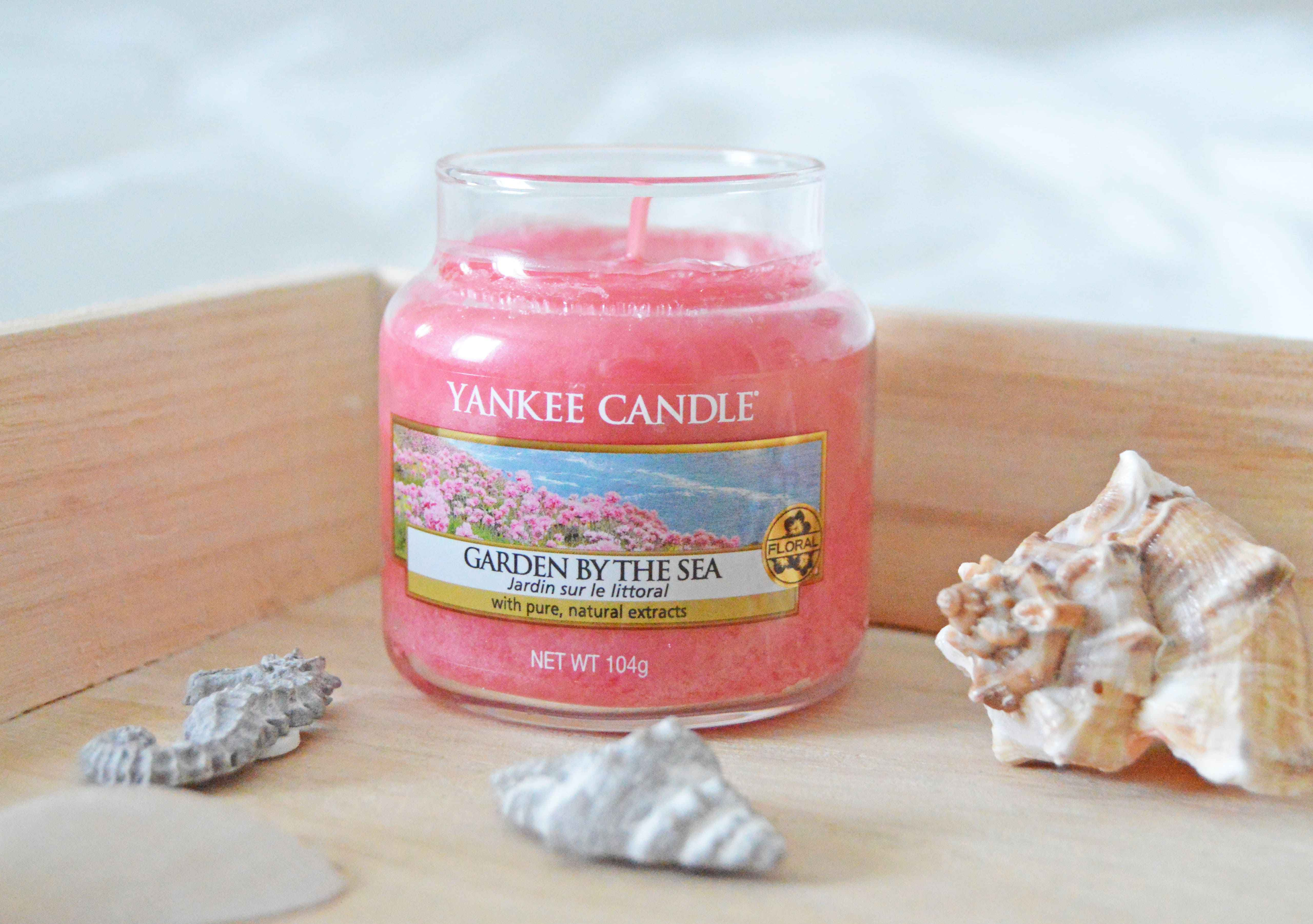Yankee Candle - Garden by the Sea
