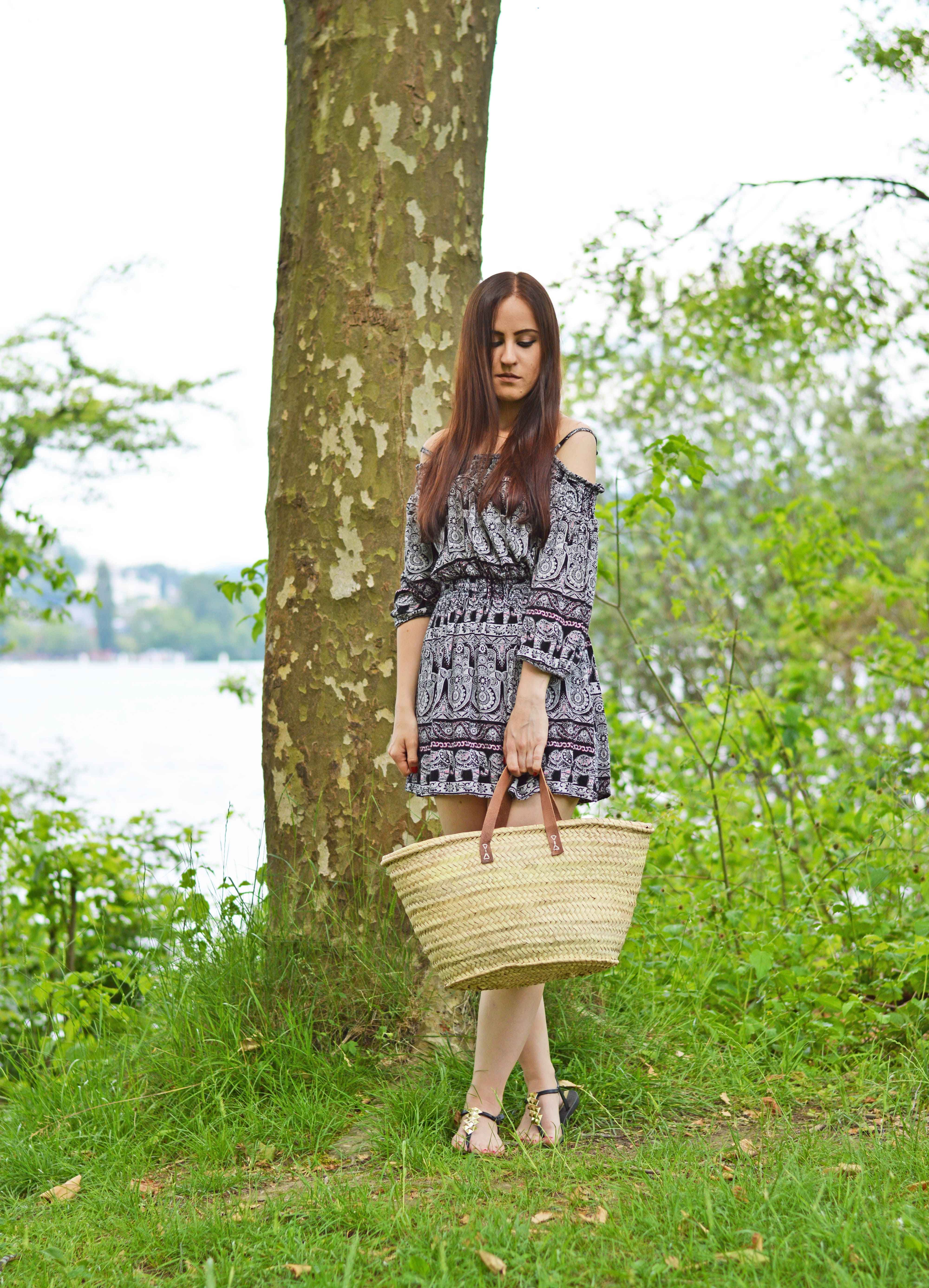 Ipanema Look Fashionblogger Schweiz