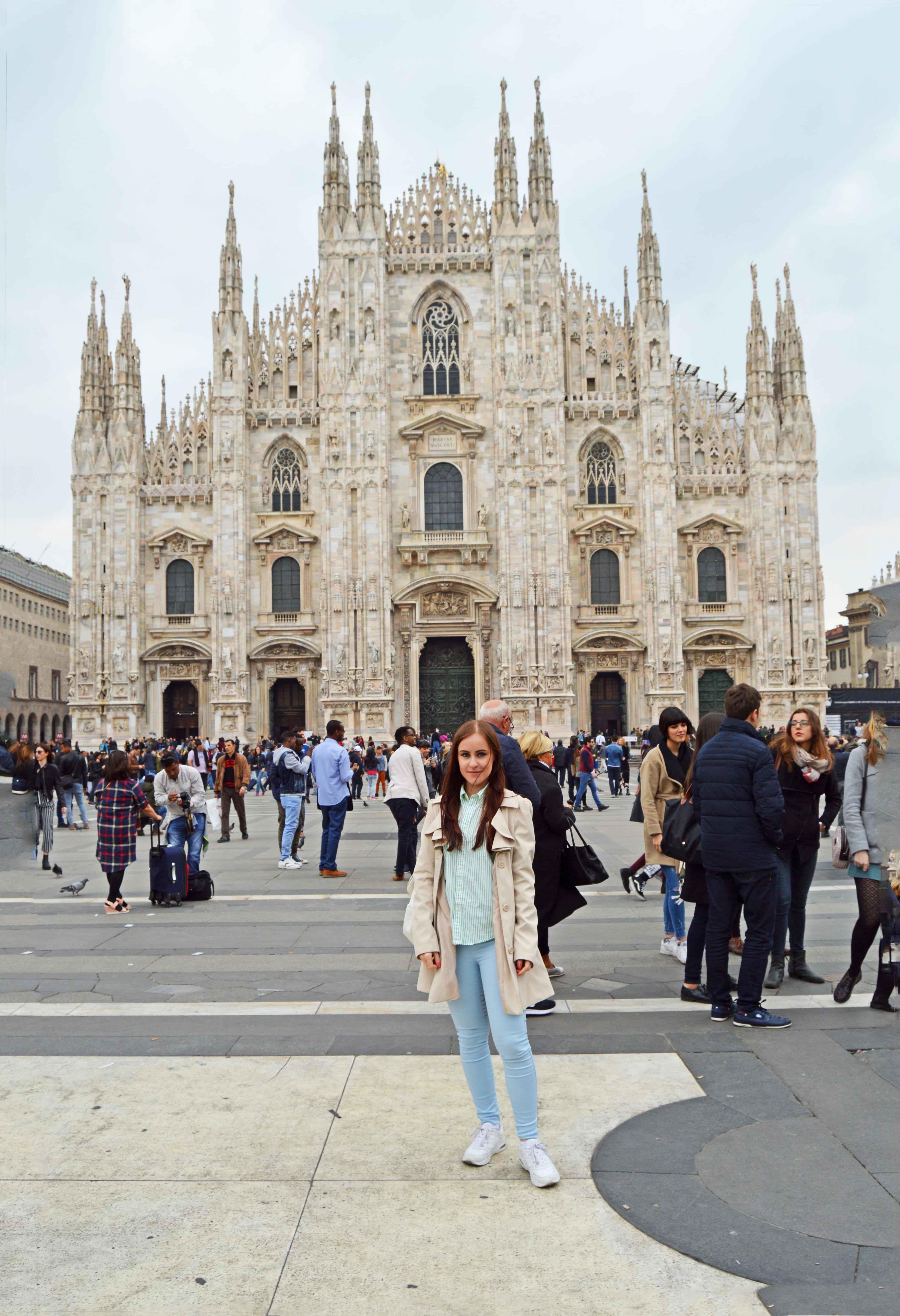 Mailand Milano duomo