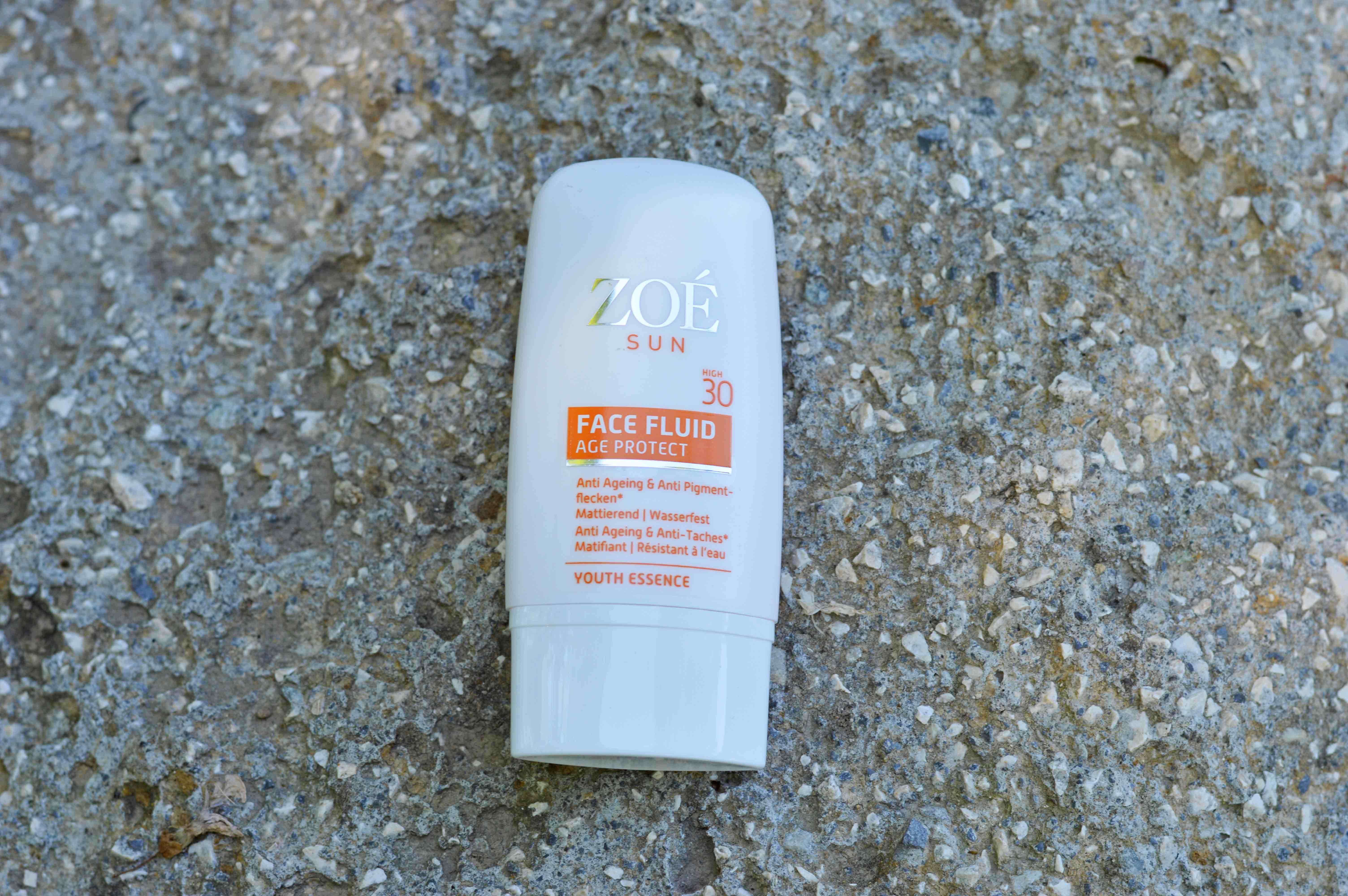 Zoe Face Fluid Age protect