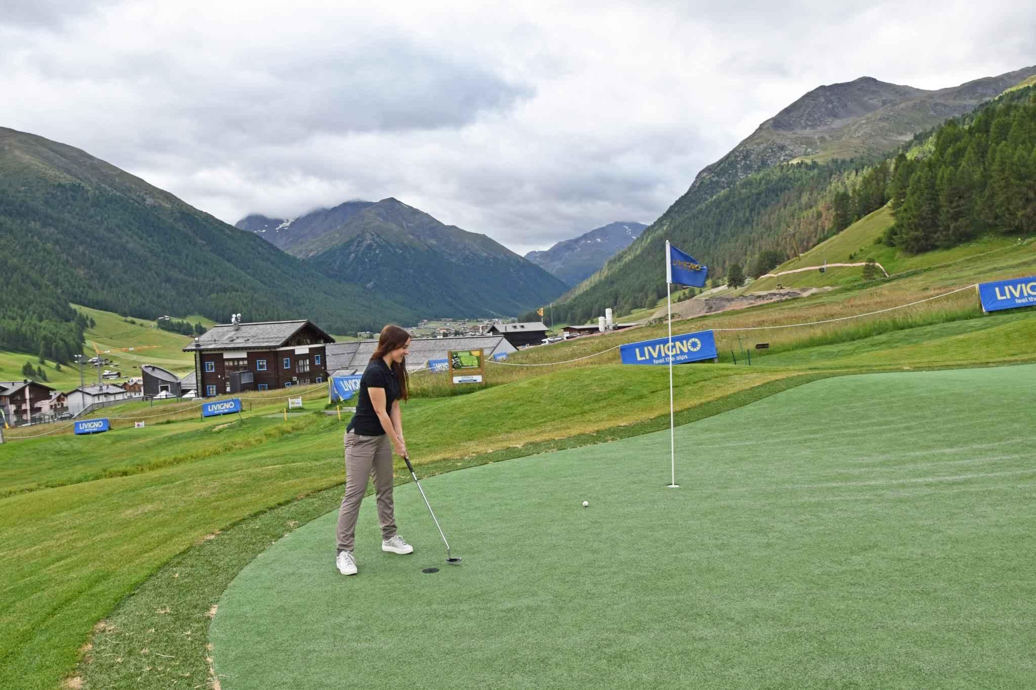 Livigno Golf