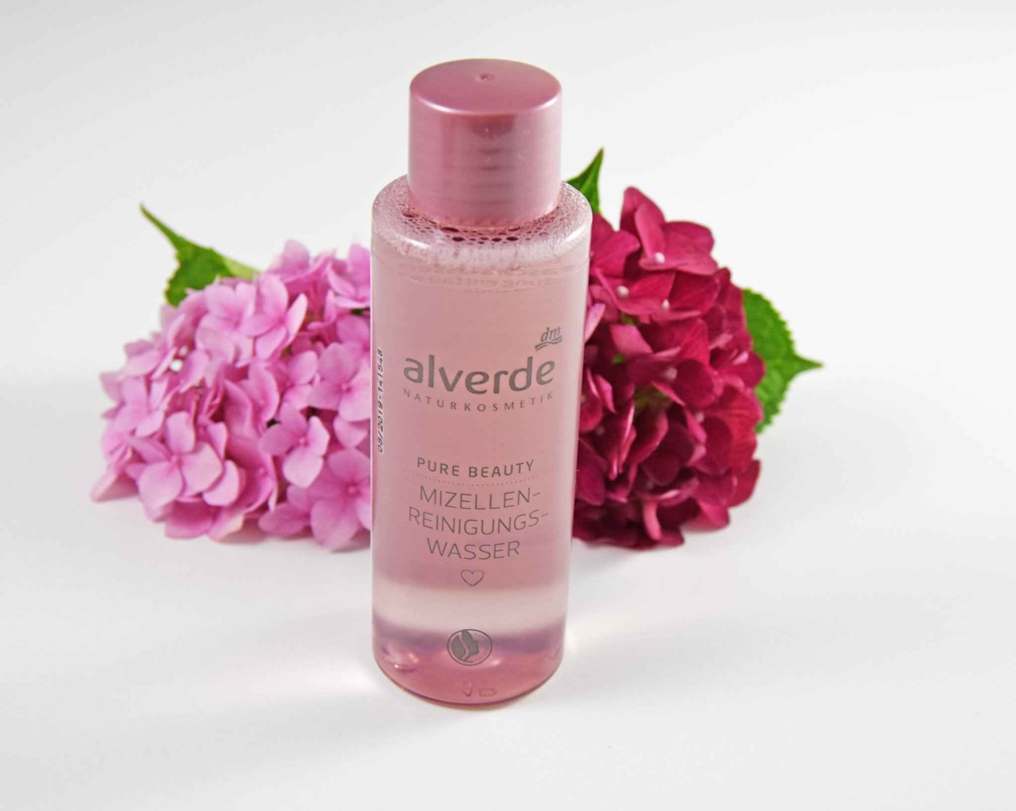 Alverde - Pure Beauty Mizellenreinigungswasser
