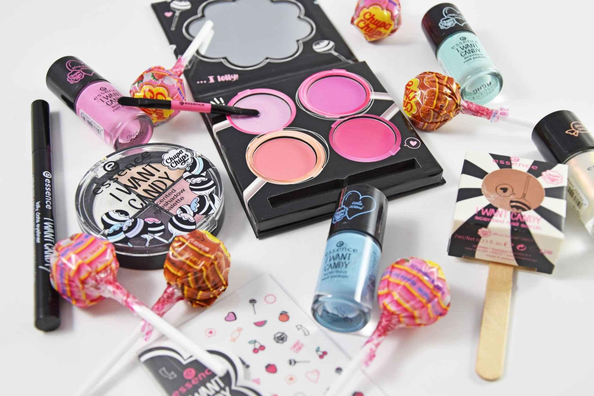 essence I want Candy