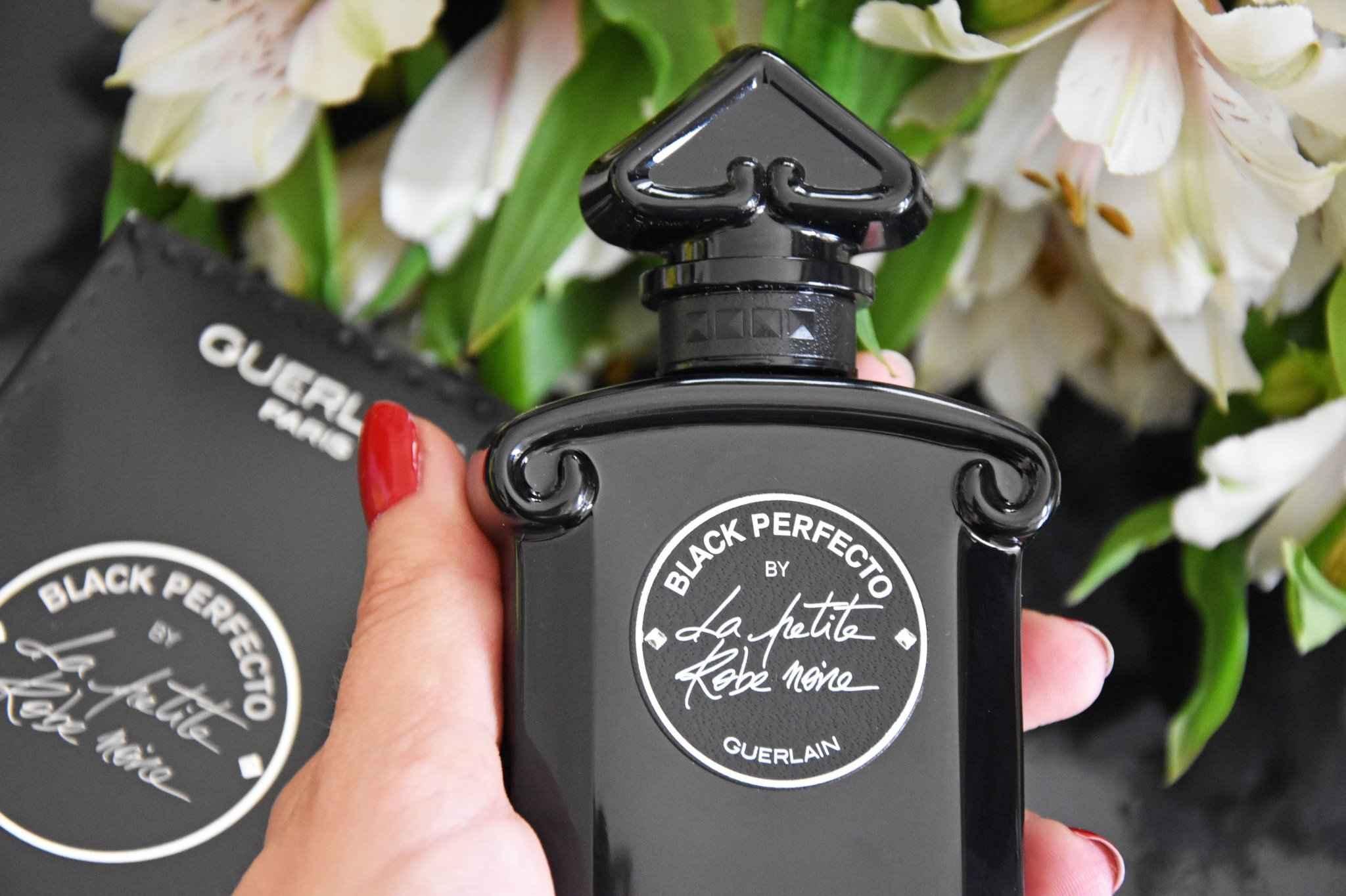 Duftreview: Guerlain - La petite robe noir Black Perfecto