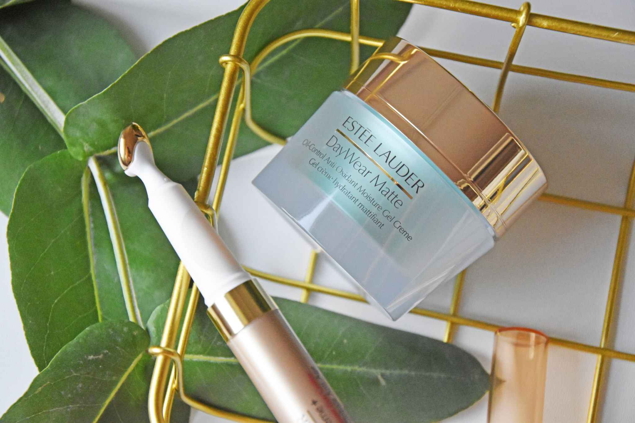 Estée Lauder - Day Wear Matte & Global Anti-Aging Cell Power Eye Gelée