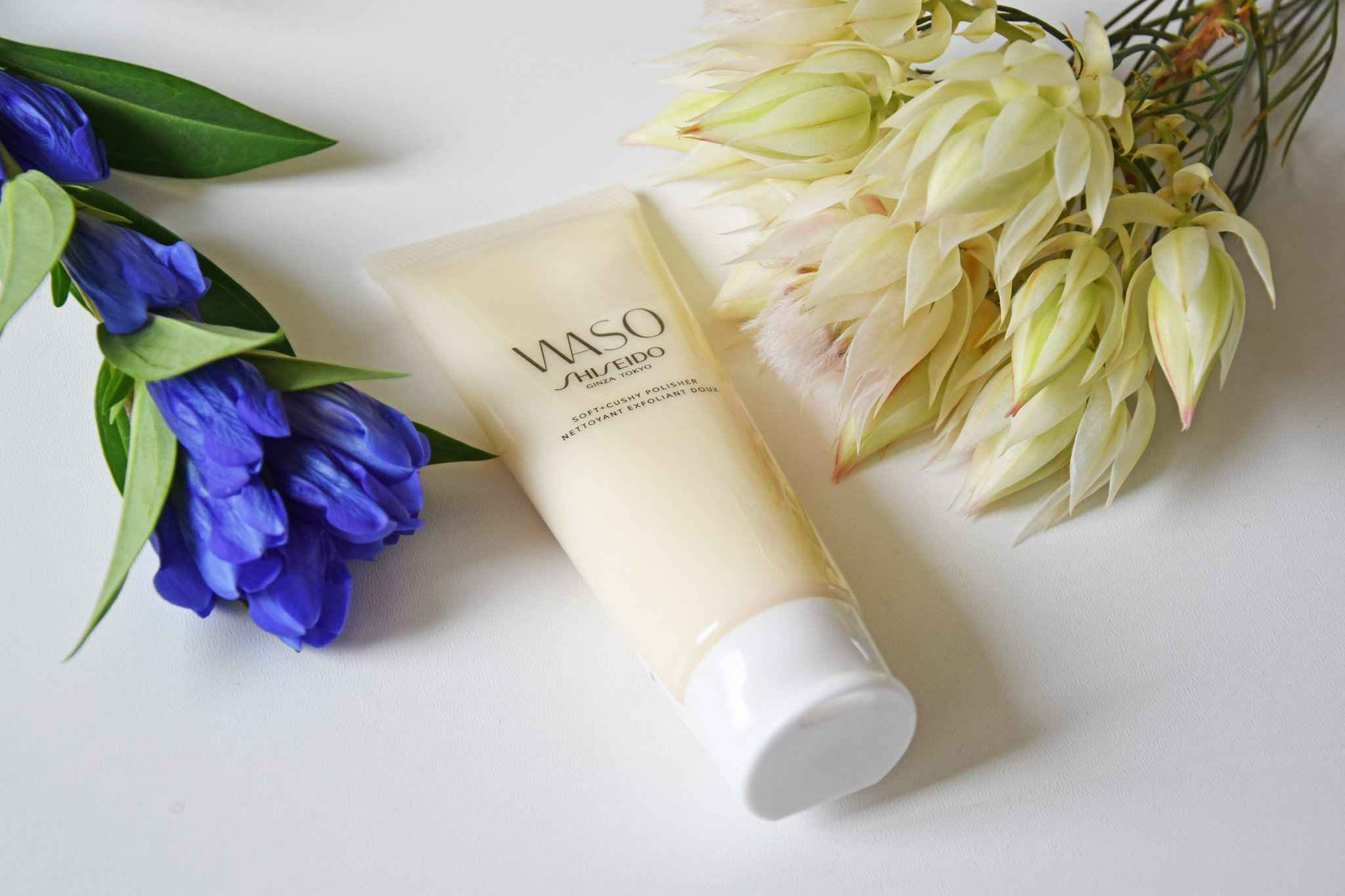 Shiseido - WASO: Soft+Cushy Polisher