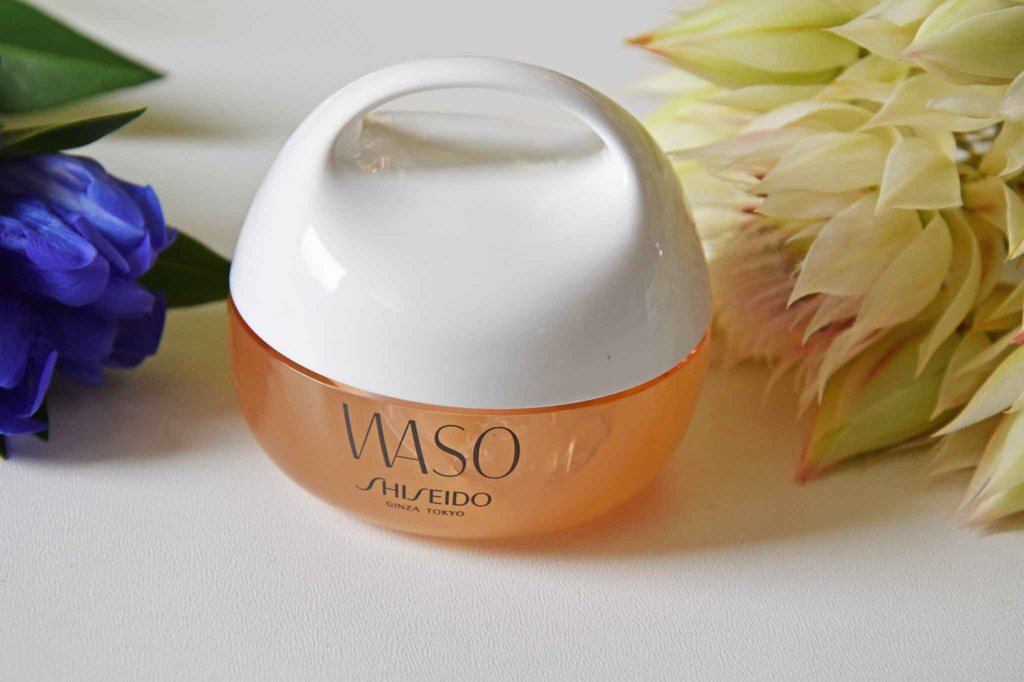 Shiseido - WASO: Clear Mega-hydrating Cream