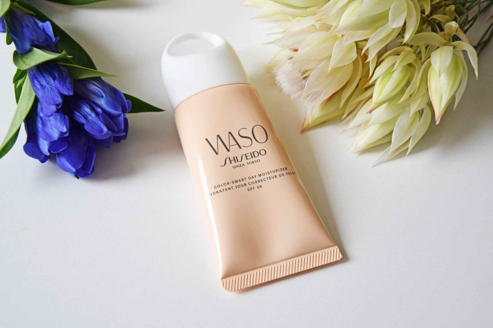 Shiseido - WASO: Color-smart Day Moisturizer SPF30